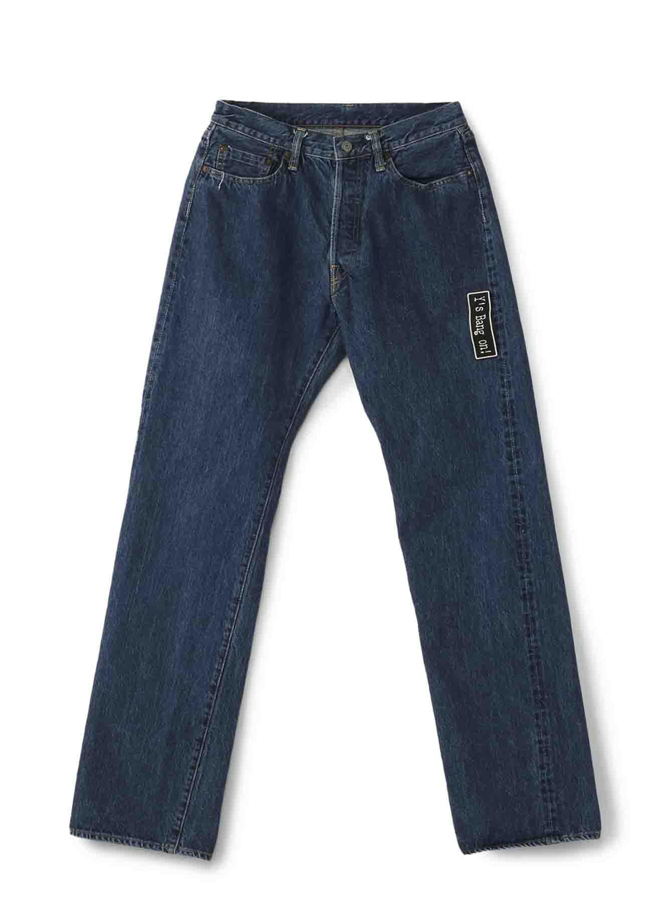 Y's 'S BANG ON!5口袋牛仔长裤