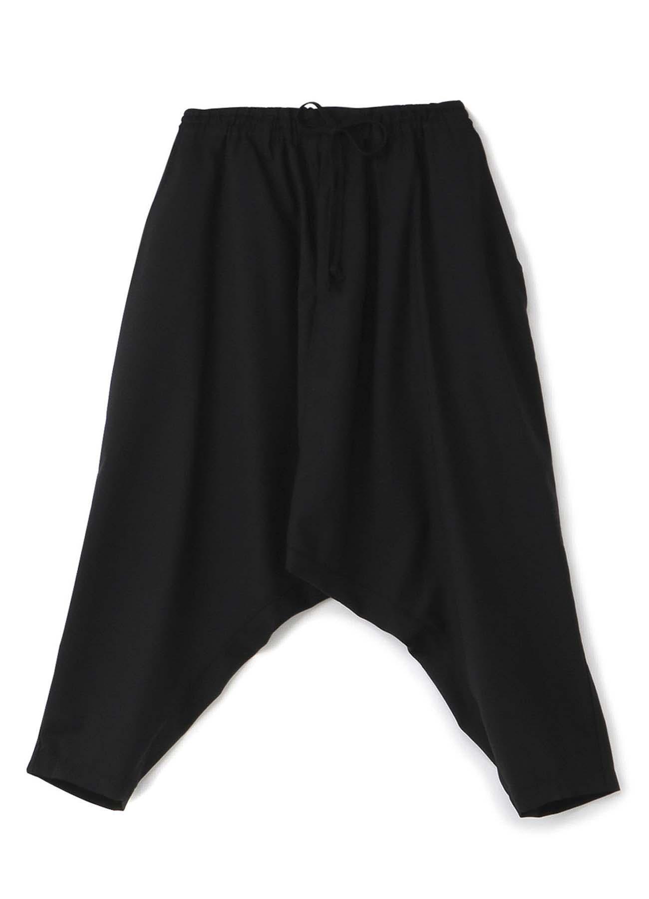 No. 9 飞鼠裤 羊毛薄布料