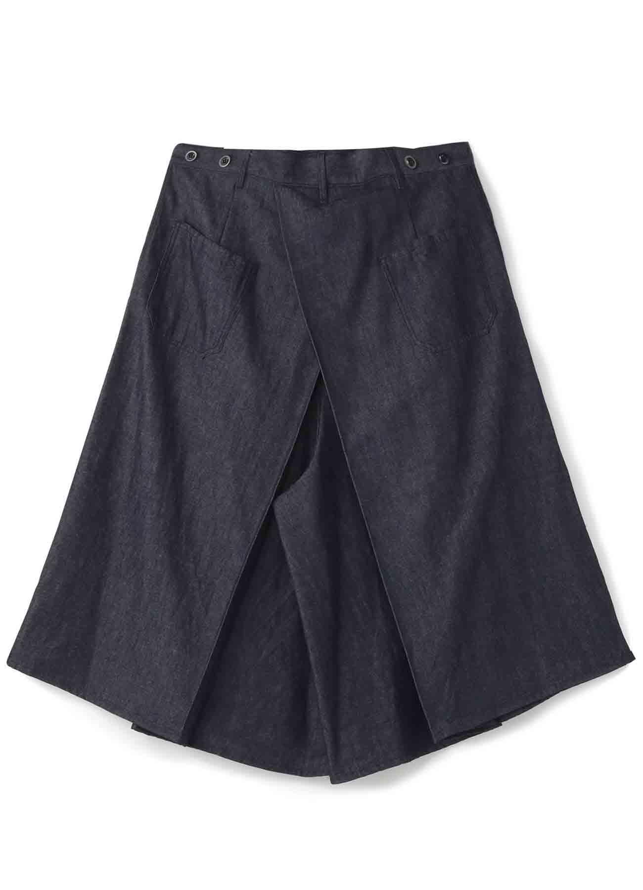 No. 11喇叭折牛仔裤