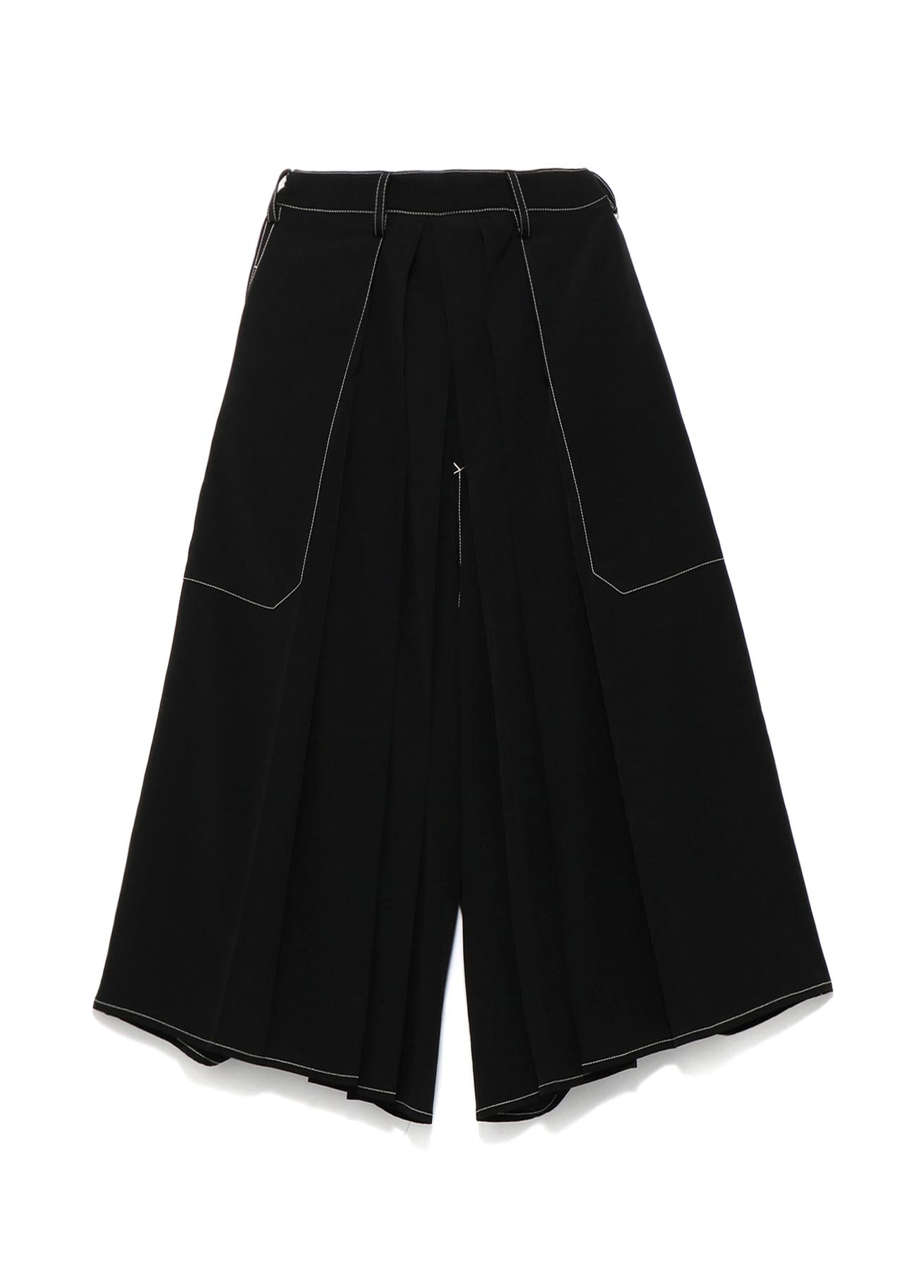 Y's BANG ON!No.11 Pleats pants Ta/Pe-dechine