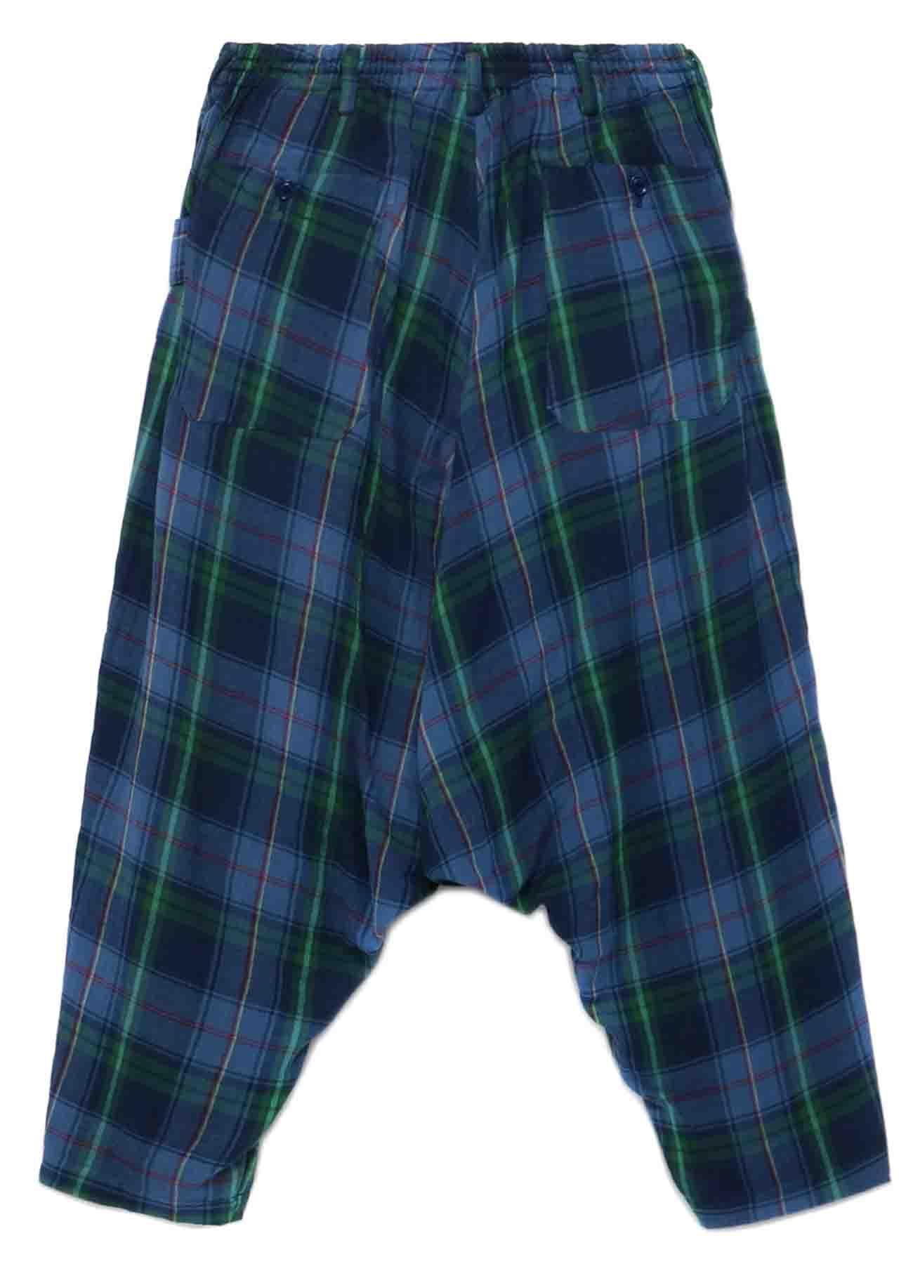 Y's BANG ON!No.104 Bandage Sarouel Pants Check