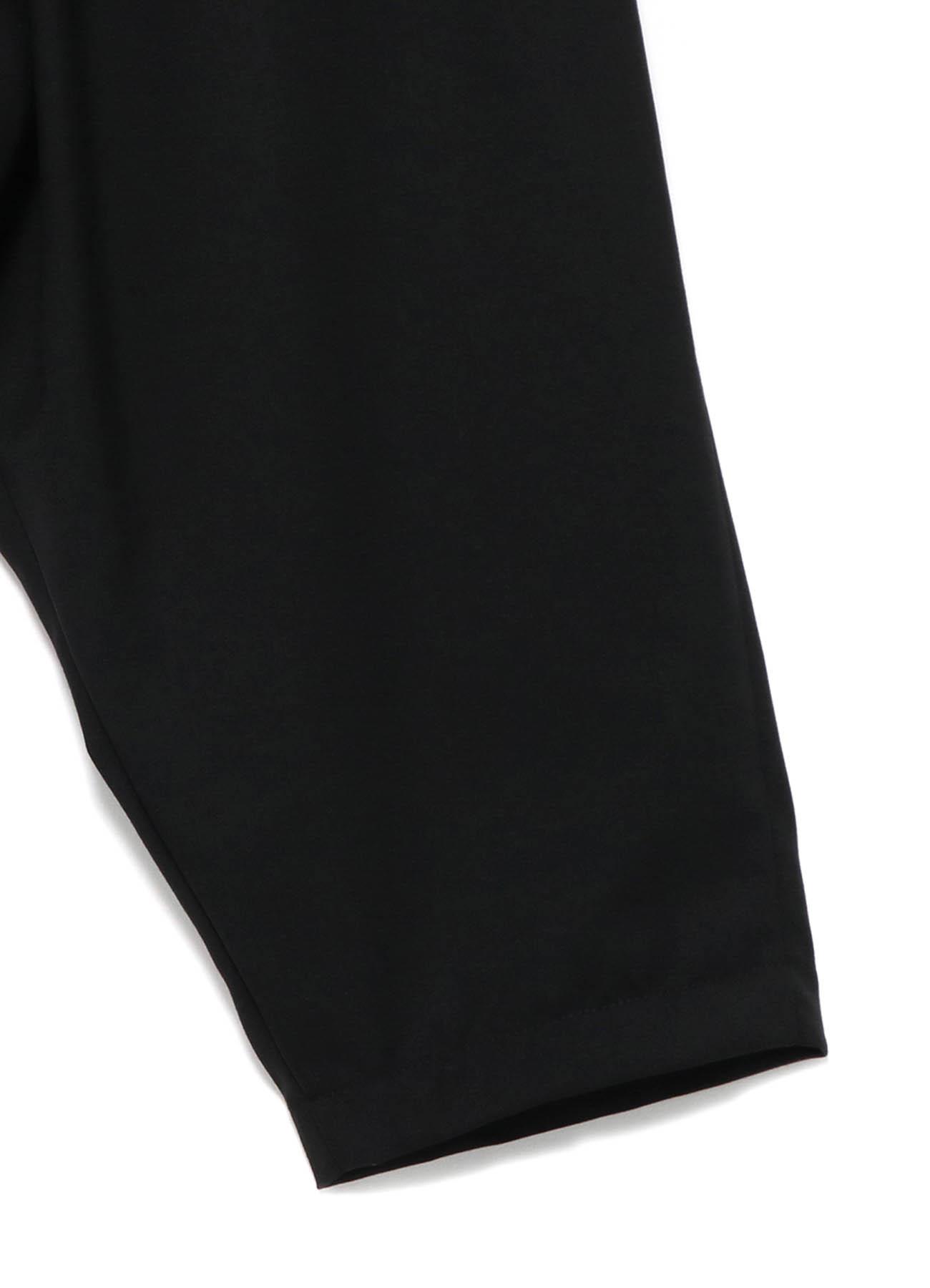 Y's BANG ON!No.104 Bandage Sarouel Pants Wool tropical
