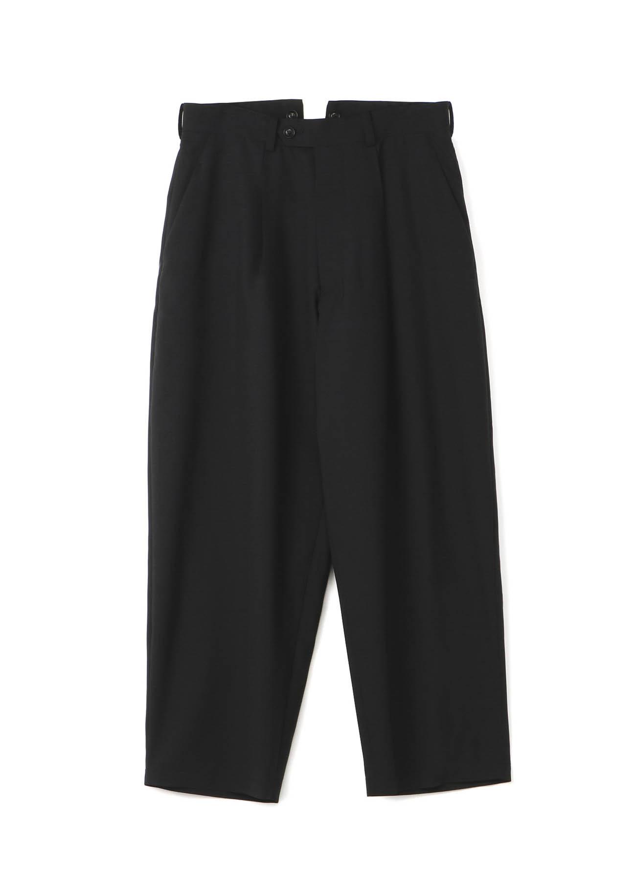 No.19 夏季羊毛收腿裤
