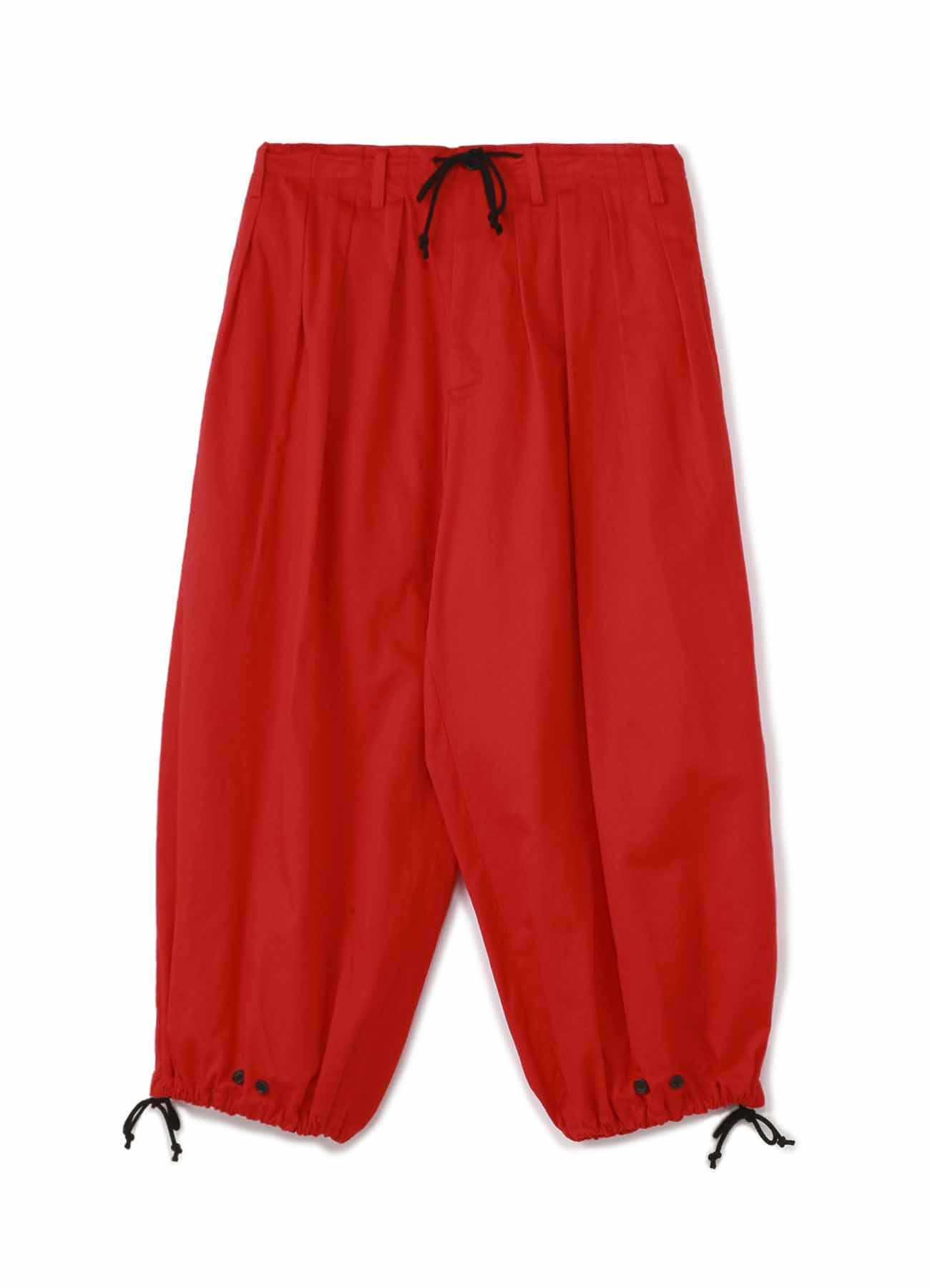 Y''s BANG ON!No.98 Side Crow-Pants Cotton KATSURAGI