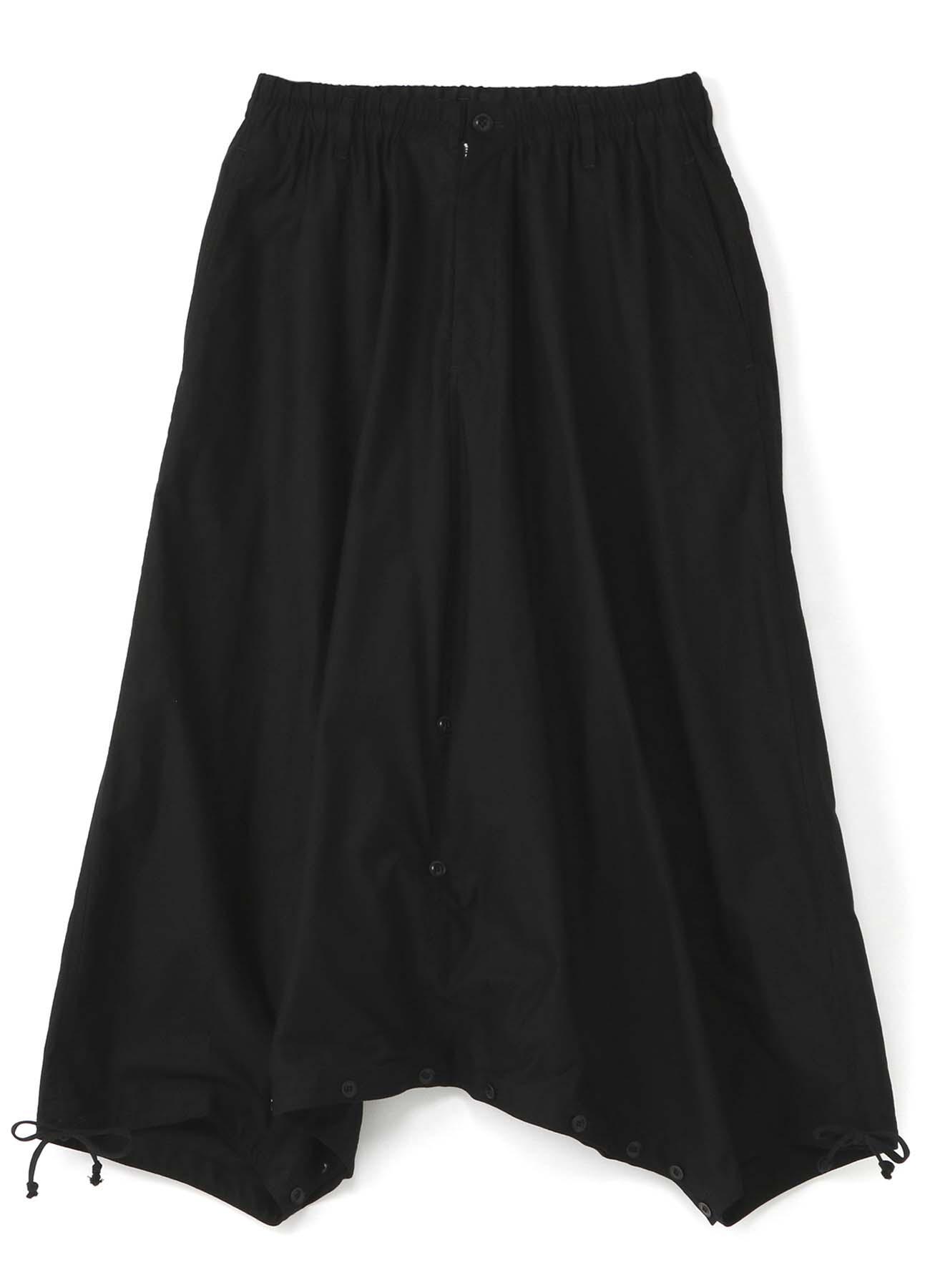 No. 12变形裙裤棉斜纹 - 厚