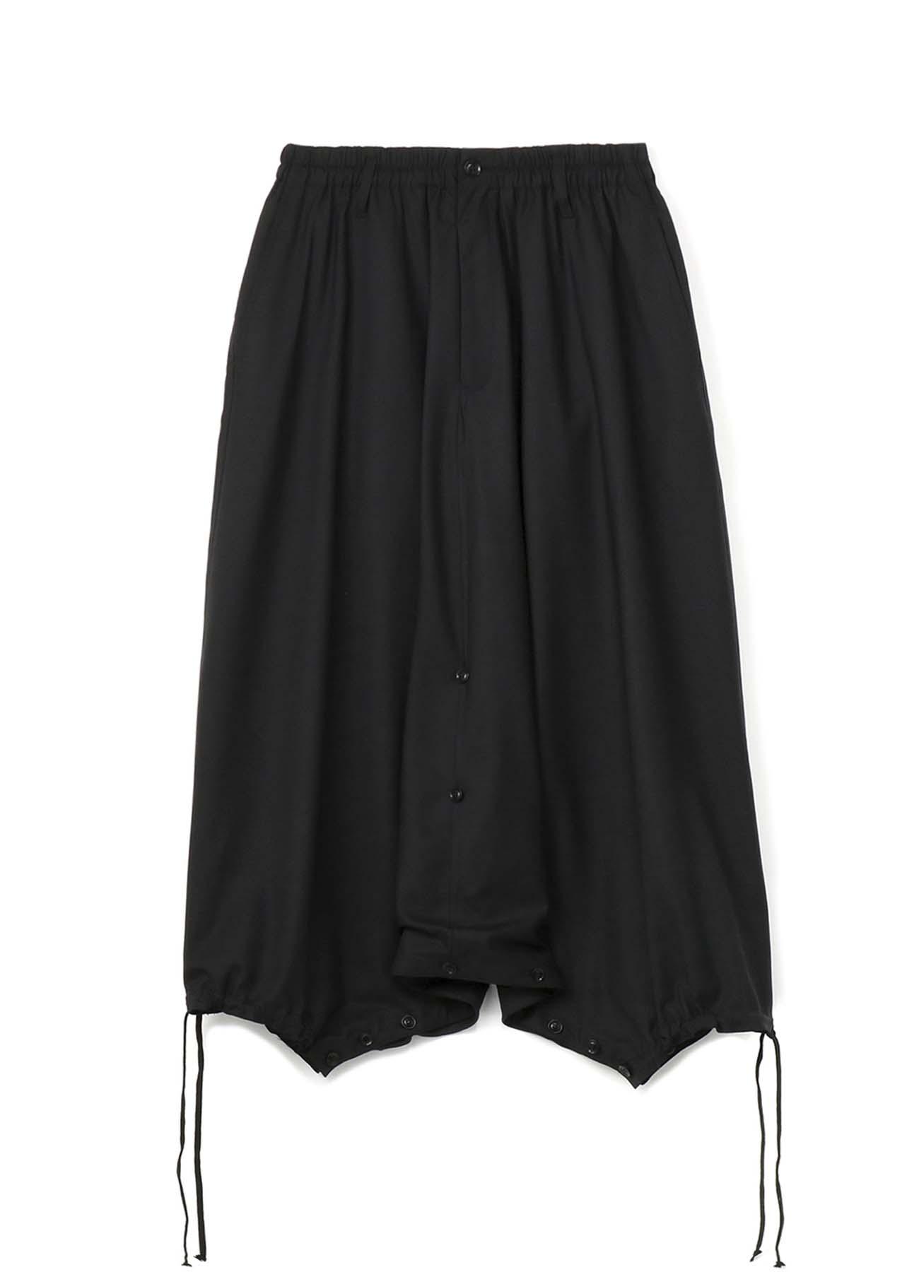 No.12 変形スカートパンツ