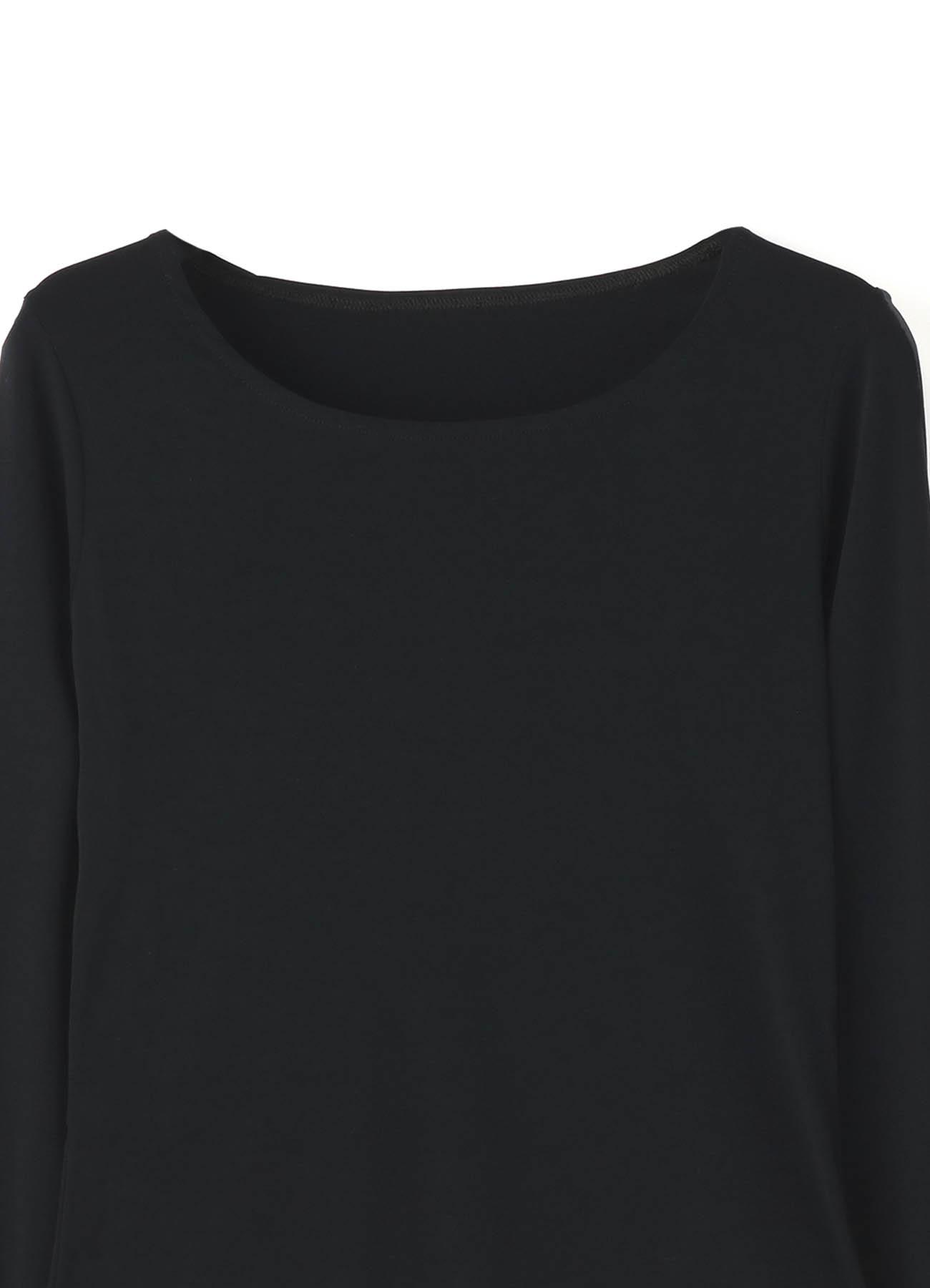 ストレッチ天竺 定番長袖Tシャツ