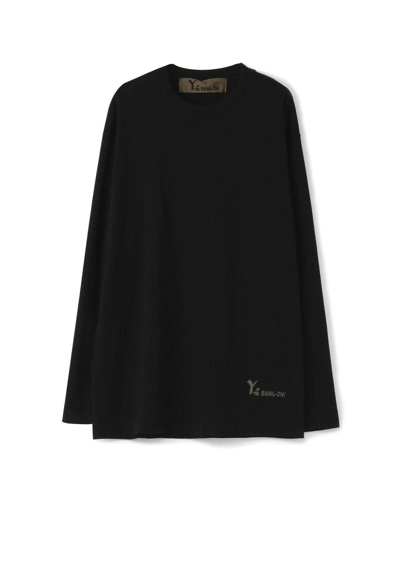 BANG ON! 裾ロゴ 長袖 Tシャツ