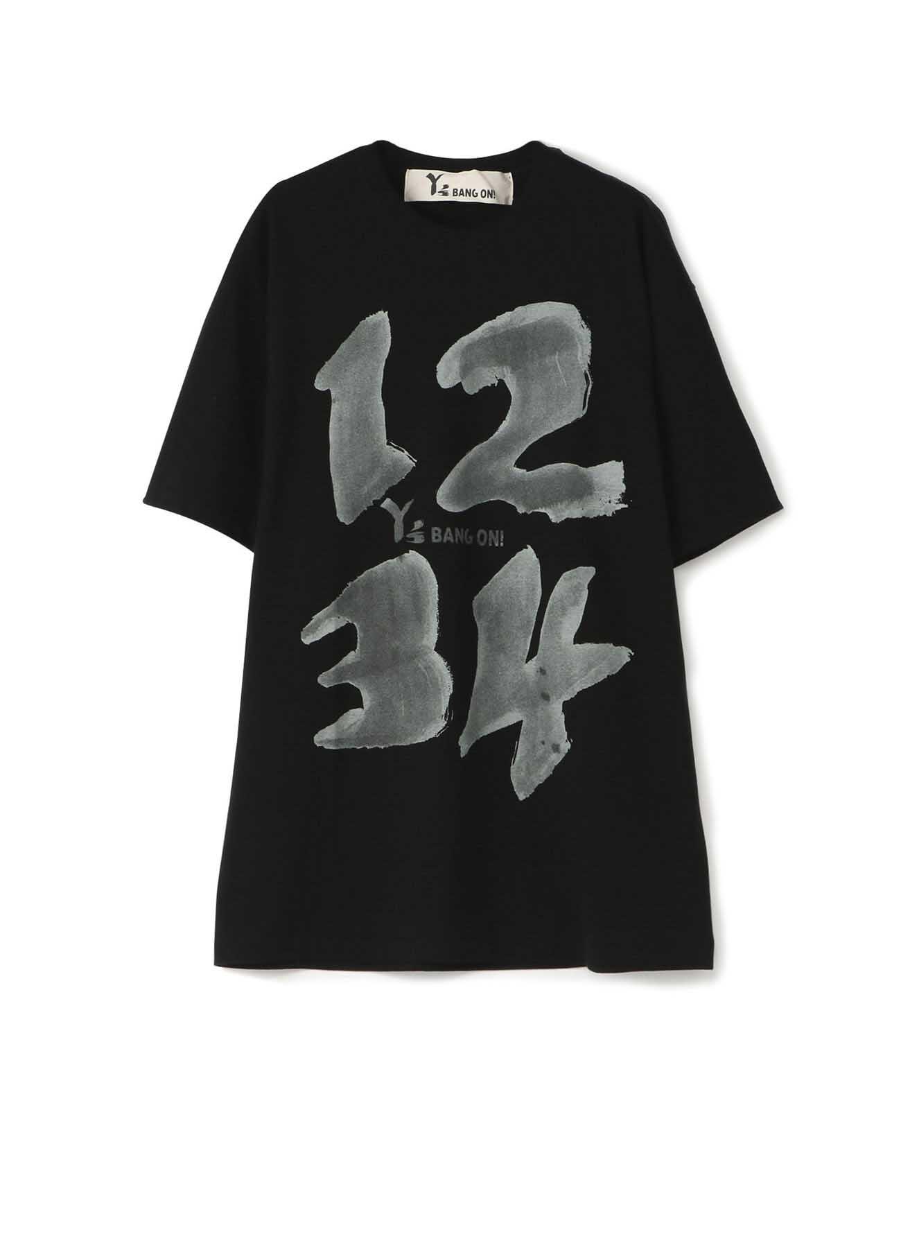 BANG ON!号码印花T恤