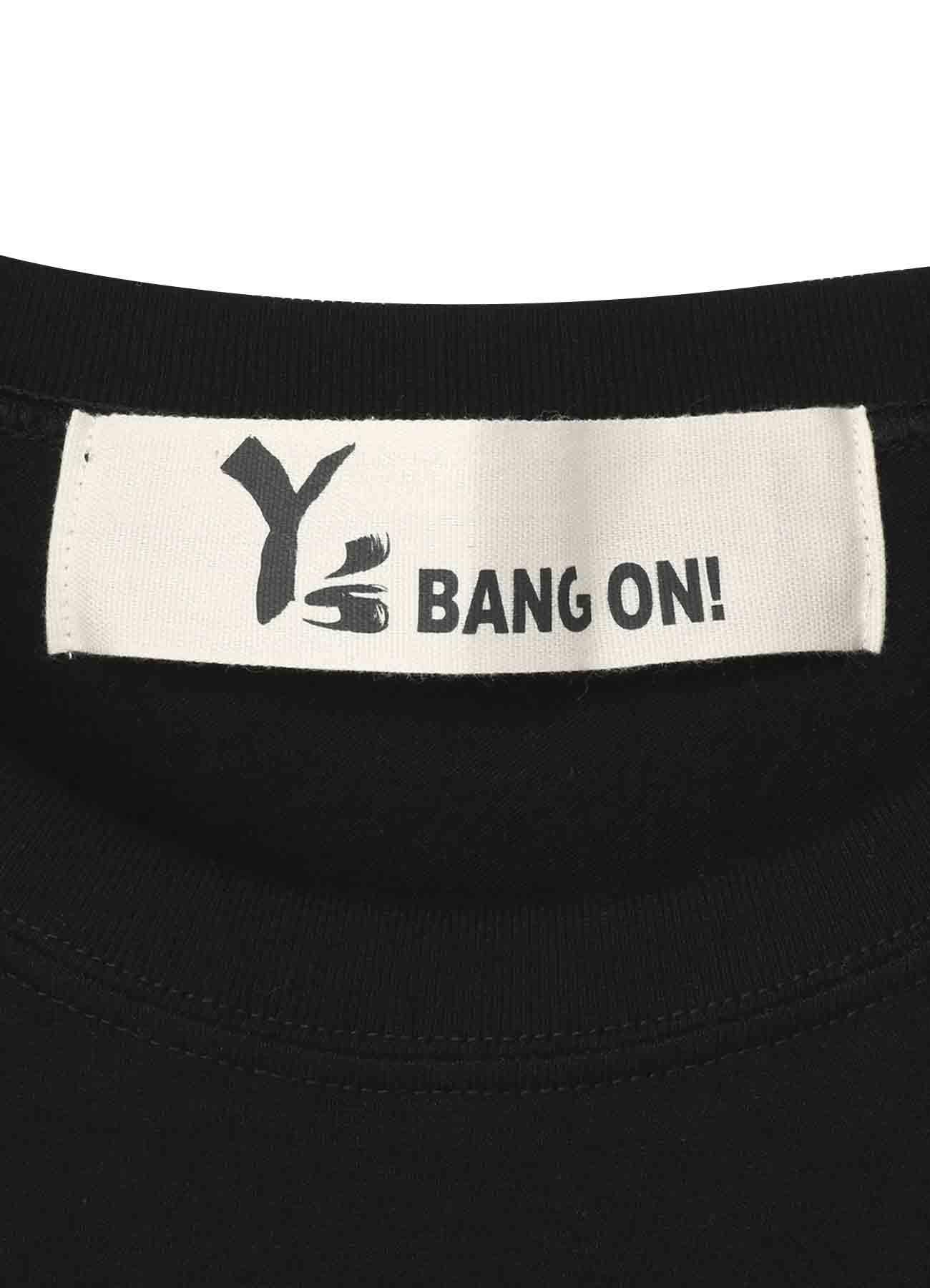 BANG ON! デカロゴ Tシャツ 長袖