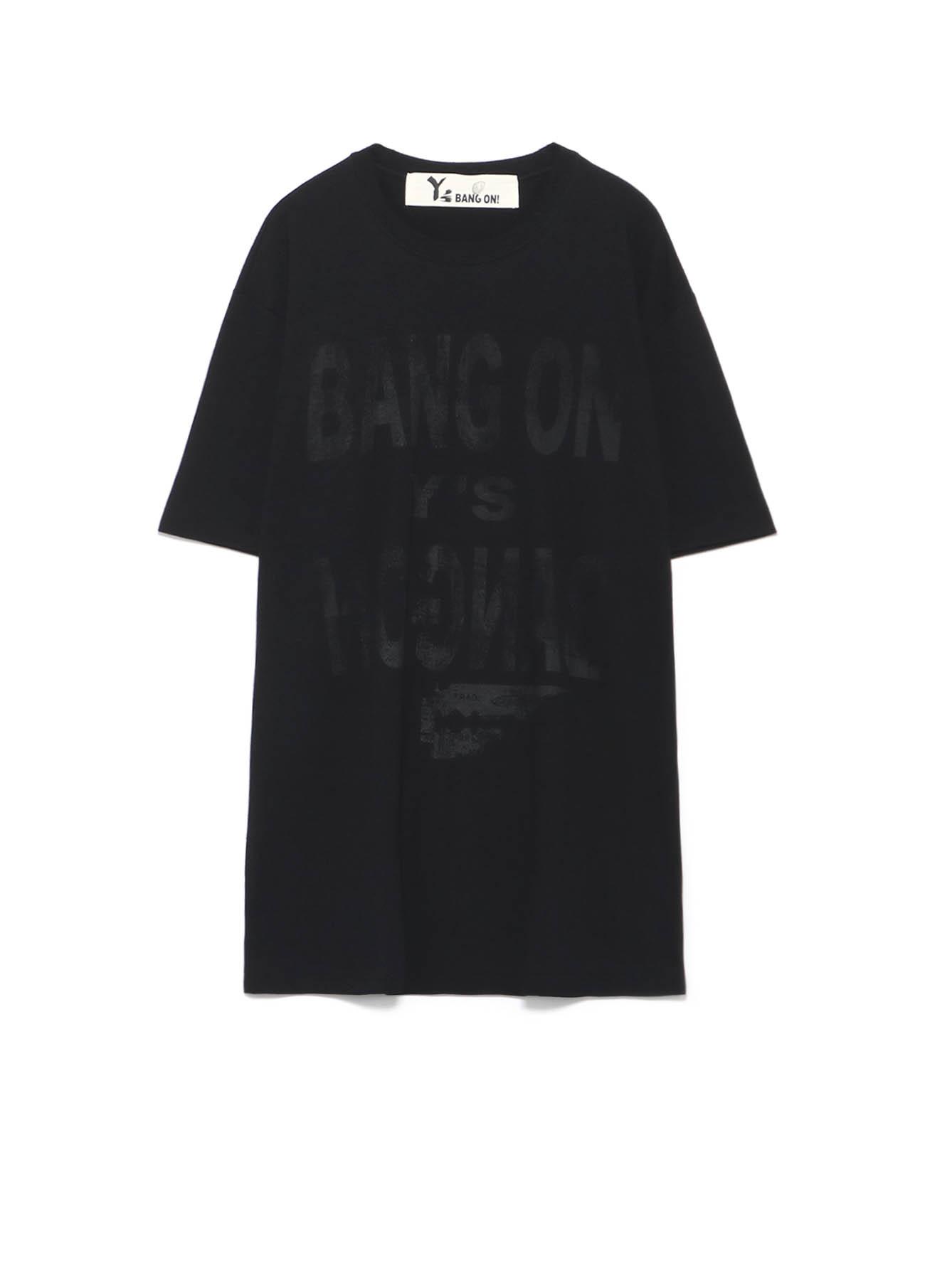 Y's BANG ON! Razor print T-Shirt
