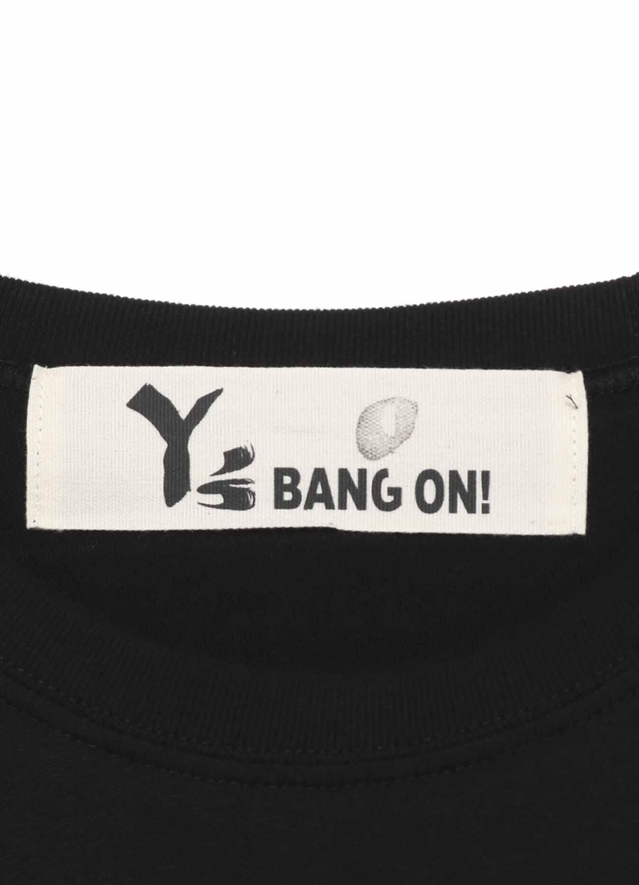 Y's BANG ON!絨毯柄T-shirts