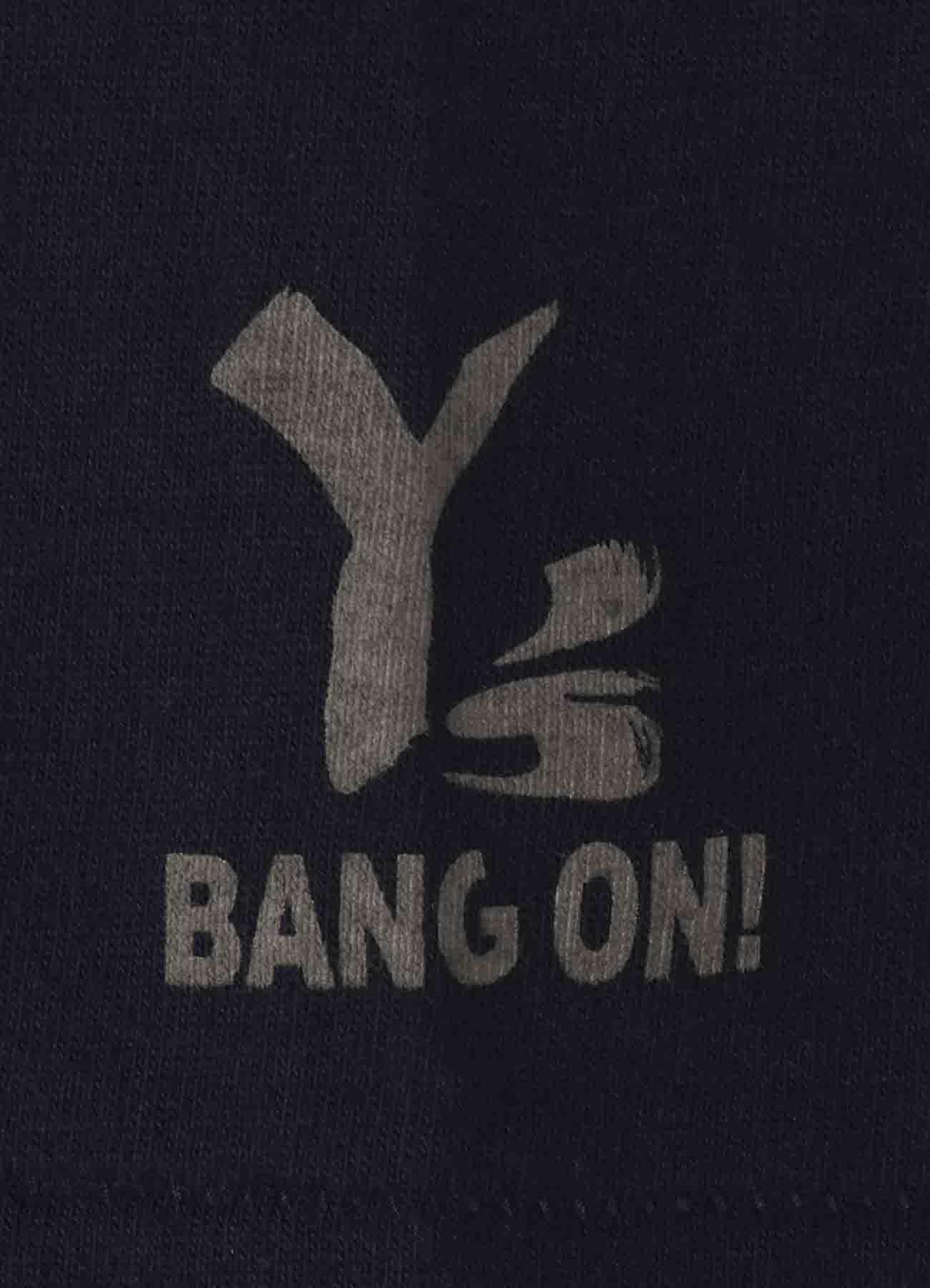BANG ON! 袖ロゴTシャツ