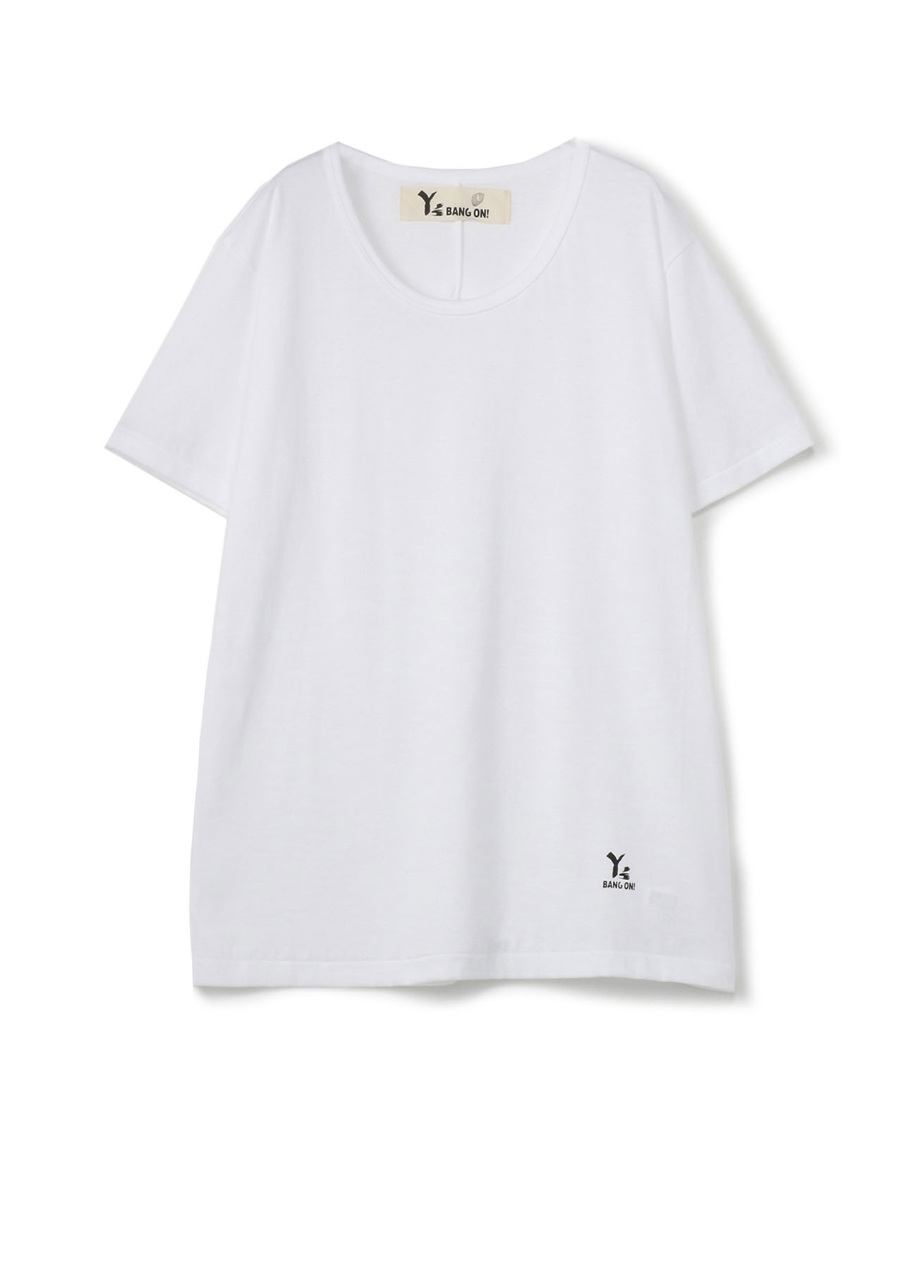 BANG ON!U领短袖T恤