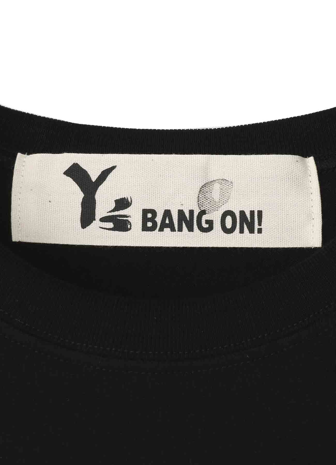 Y's BANG ON! フラワーY's Tシャツ