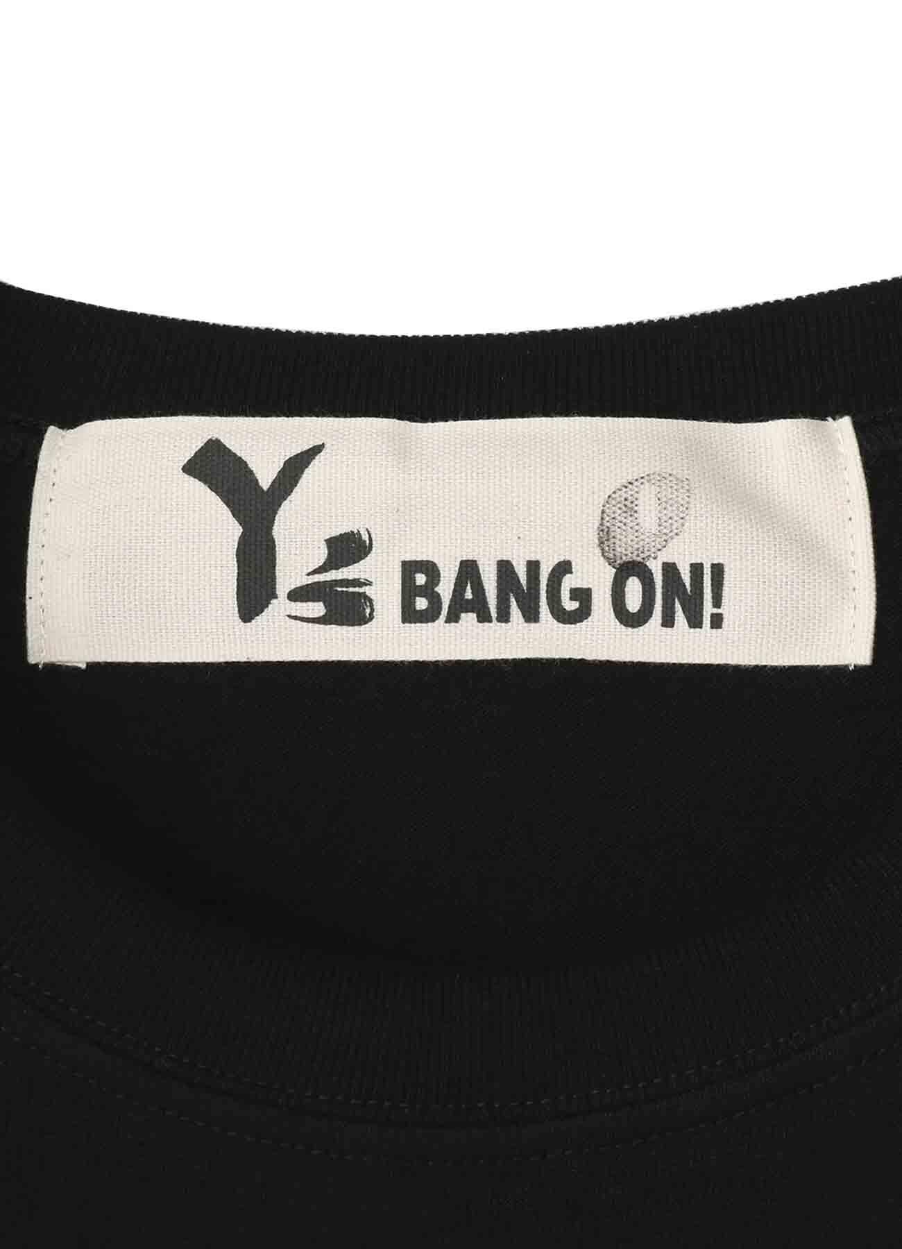 Y's BANG ON! フラワーデカY's Tシャツ