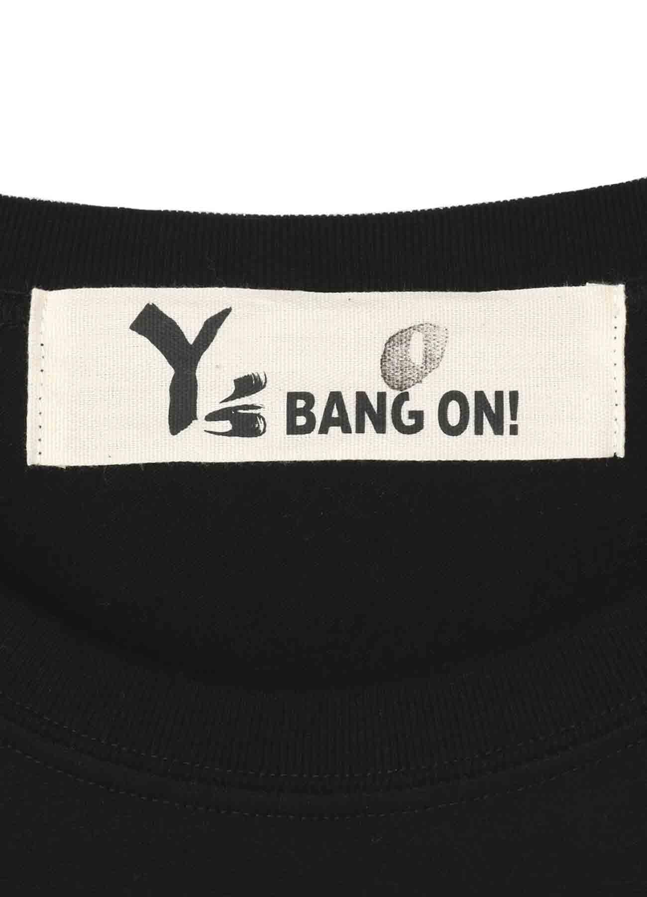 BANG ON!リッププリントTシャツ