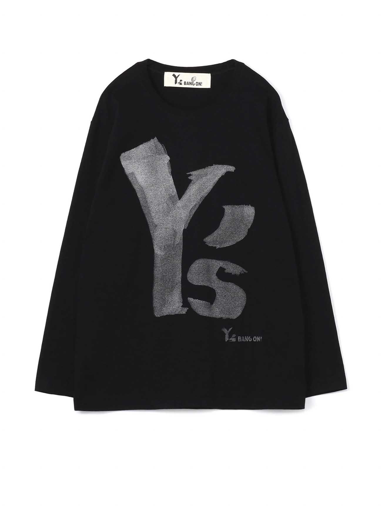 Y's BANG ON!银色LOGOT恤