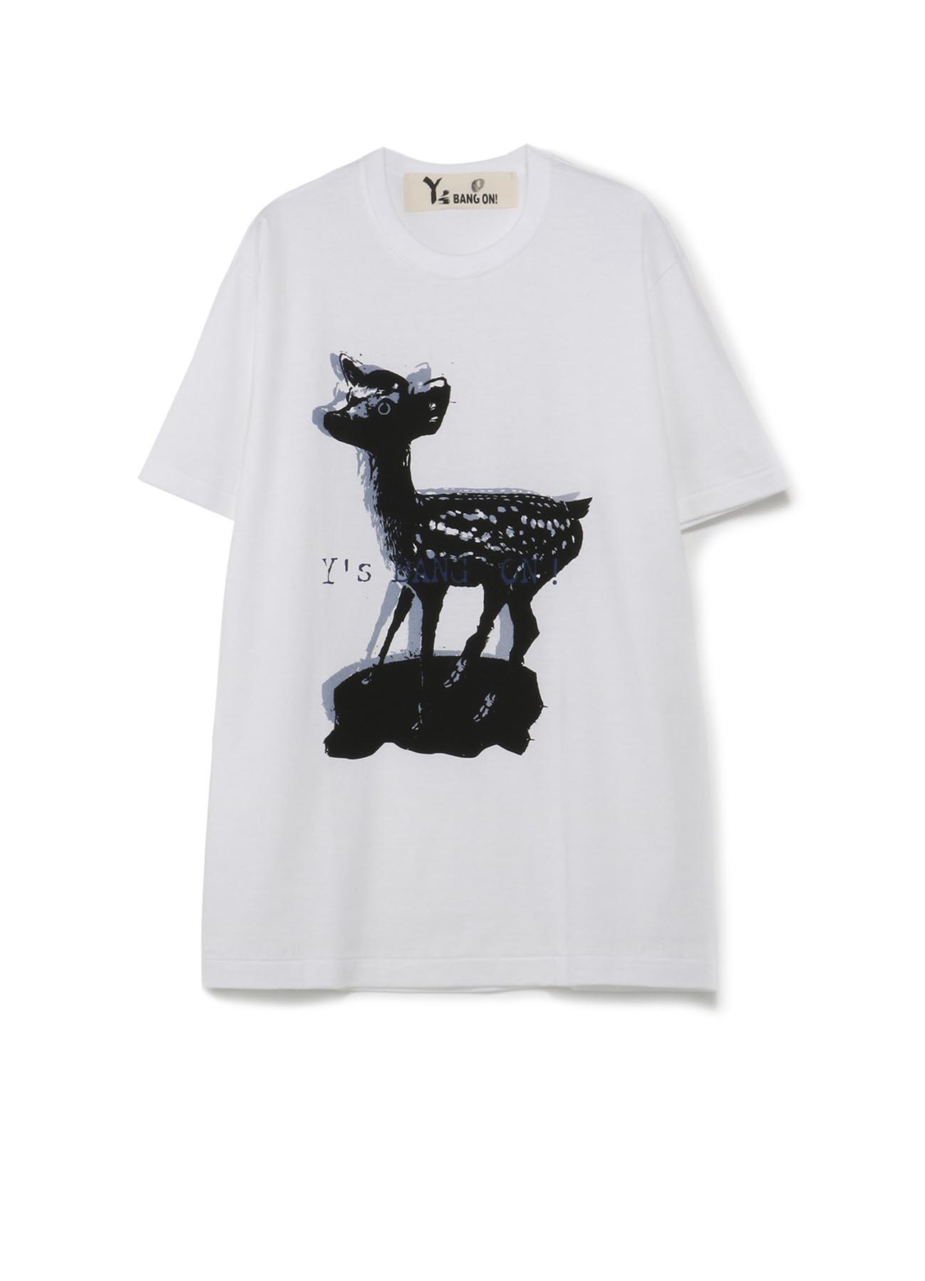 Y's BANG ON! 小鹿 T恤