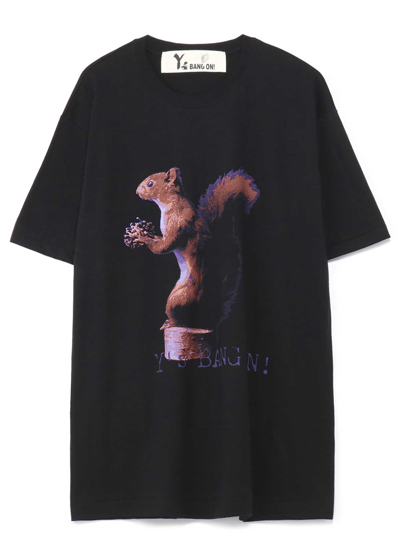 Y's BANG ON!Squirrel Tshirt