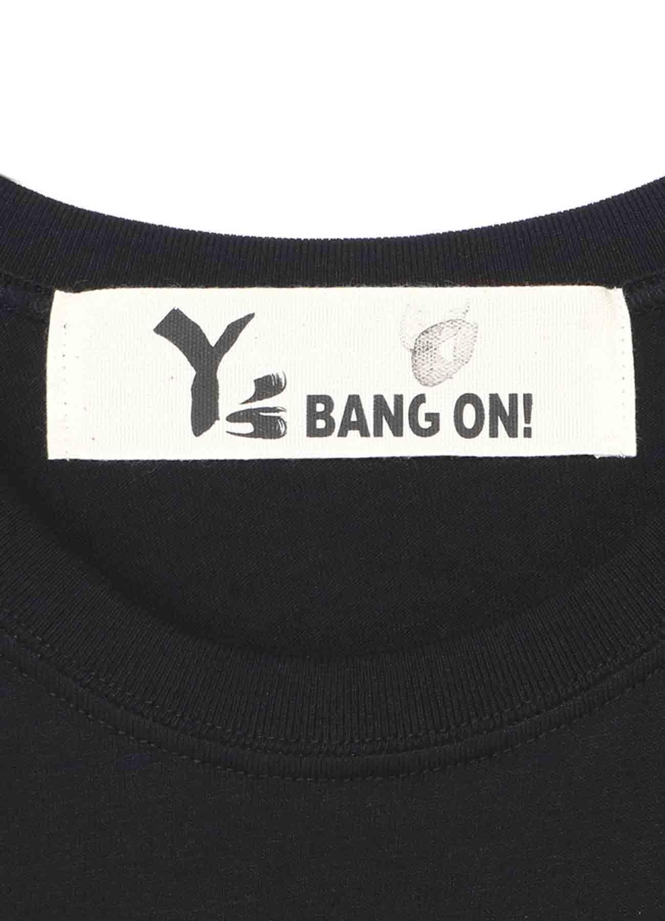 Y's 'S BANG ON!松鼠T恤