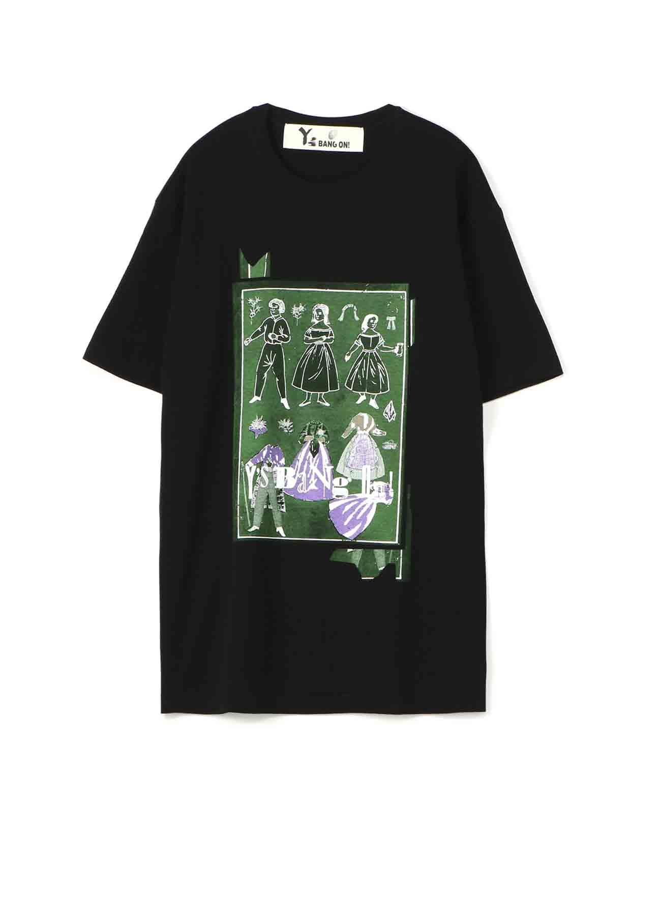 Y's BANG ON!錦絵「着せ替え」T-shirt