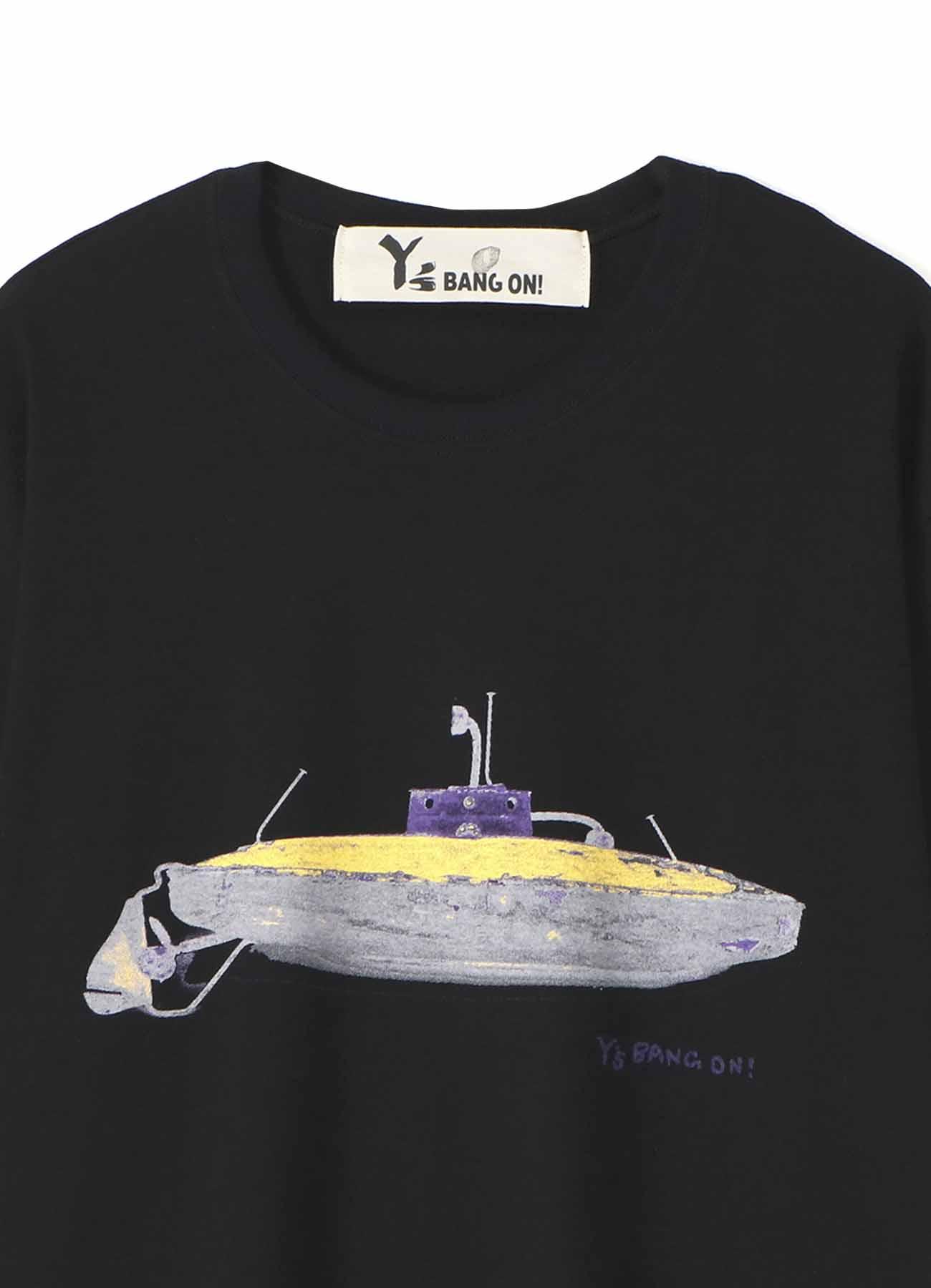 Y's BANJG ON!SABMARINE T-Shirt