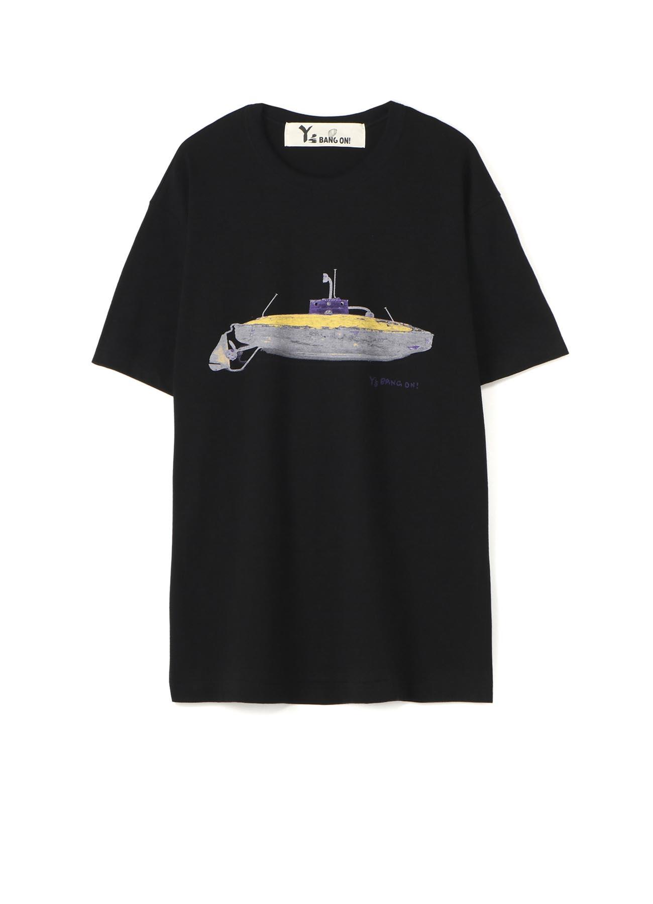 Y's 'S BANG ON!潜水艇 T恤