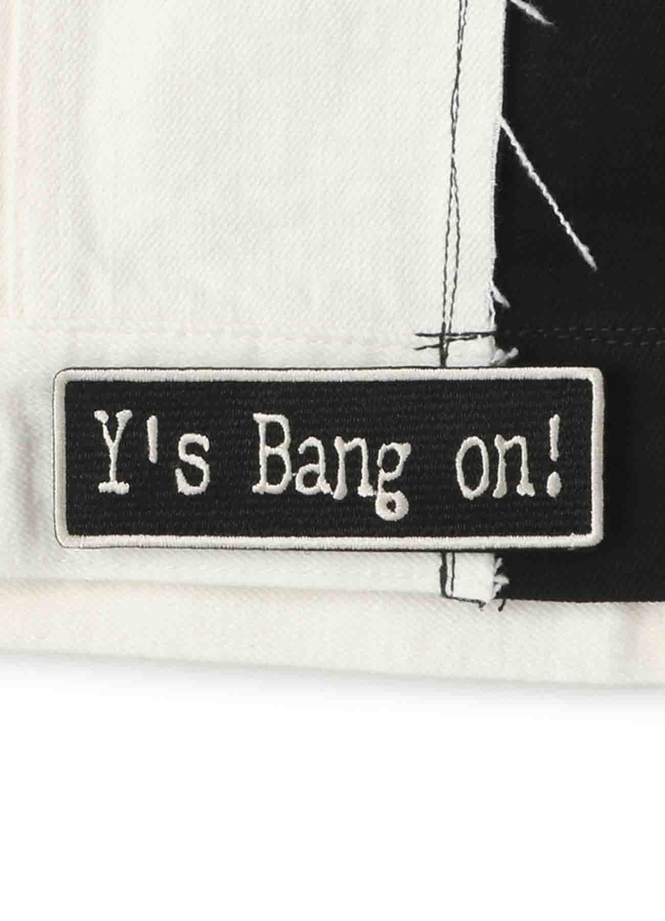 Y's 'S BANG ON!Custom G Jean