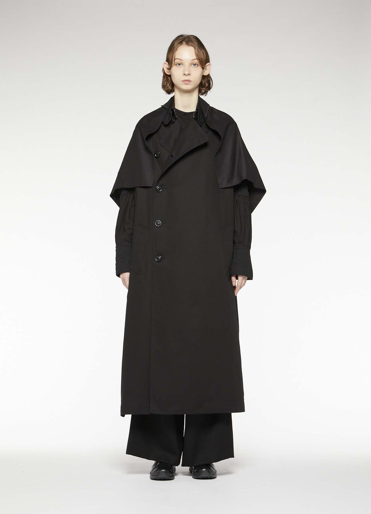 Y'sPINK BULGARIAN MILITARY CLOTH BINDING COAT