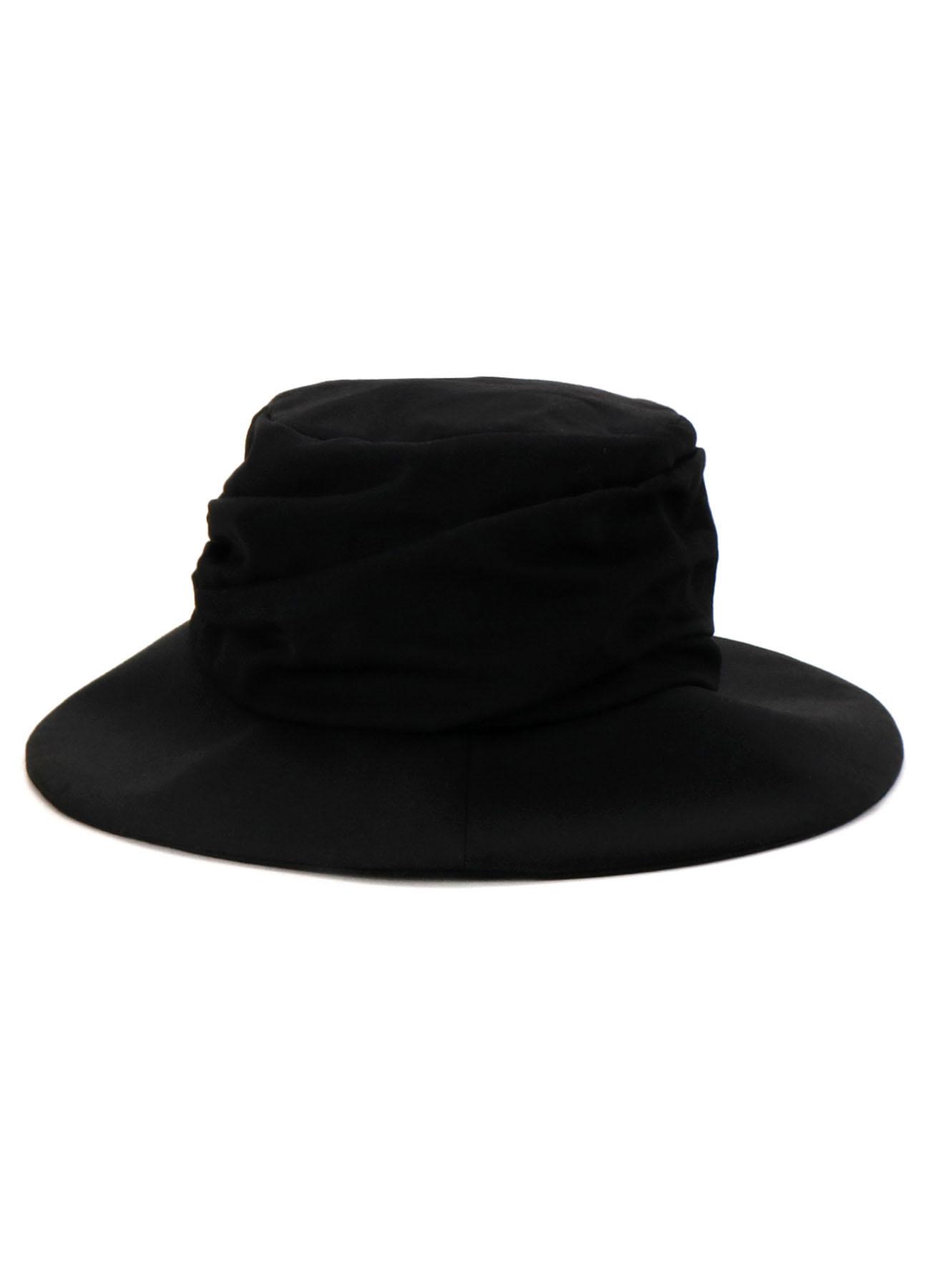 GABARDINE PANEL HAT
