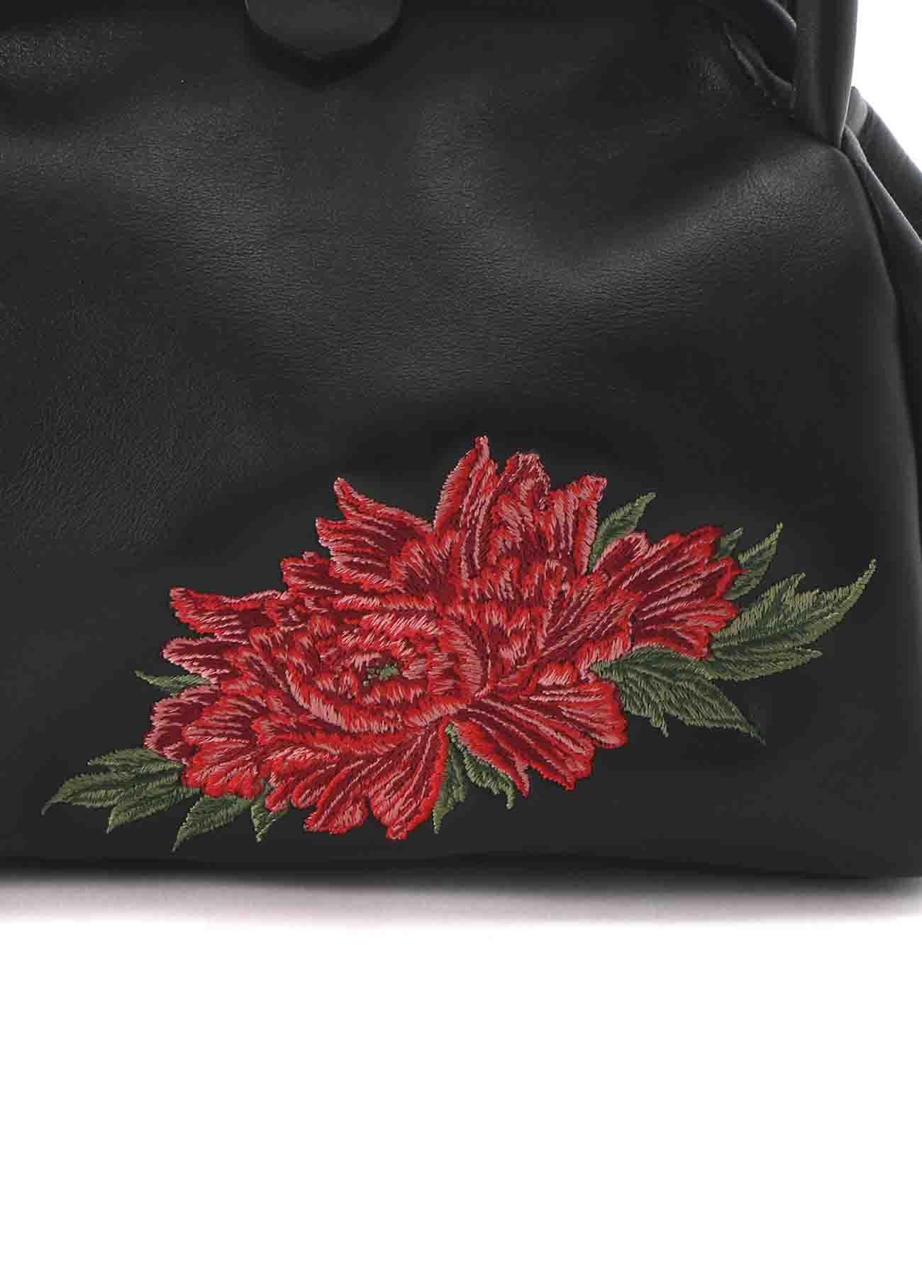 Floral Clasp Bag