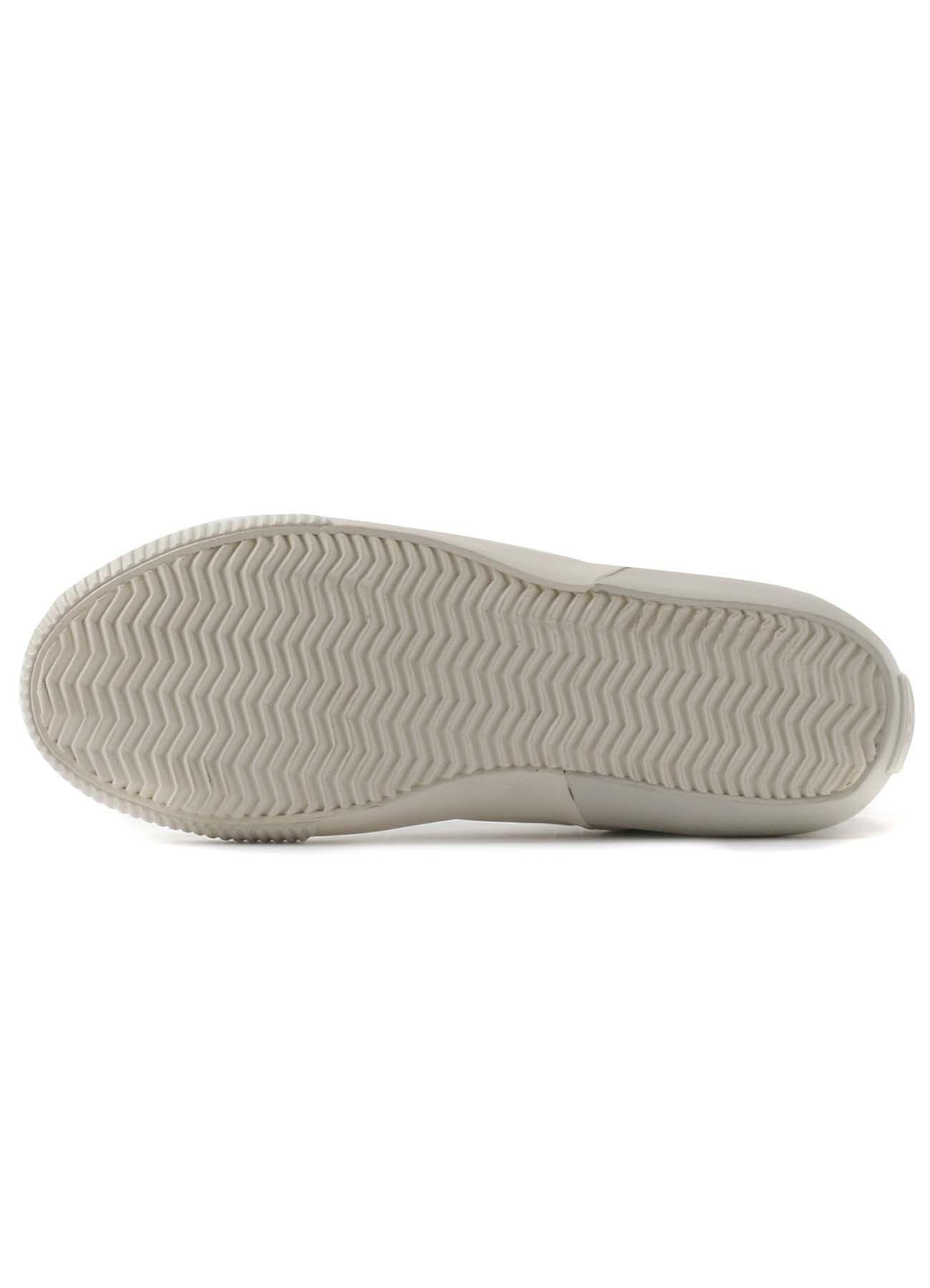 帆布x丝绒 运动鞋
