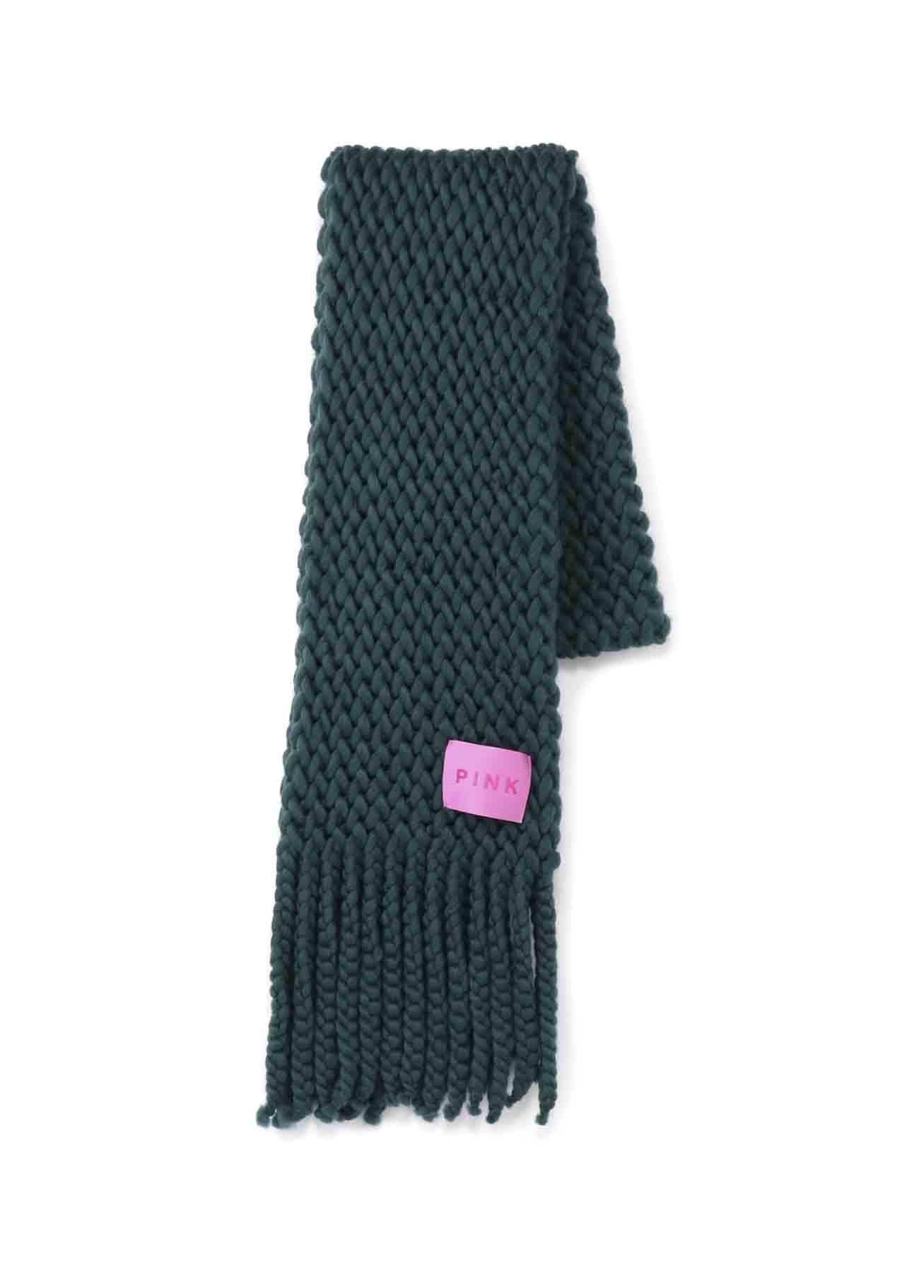 Y'SPINK FMS羊毛围巾
