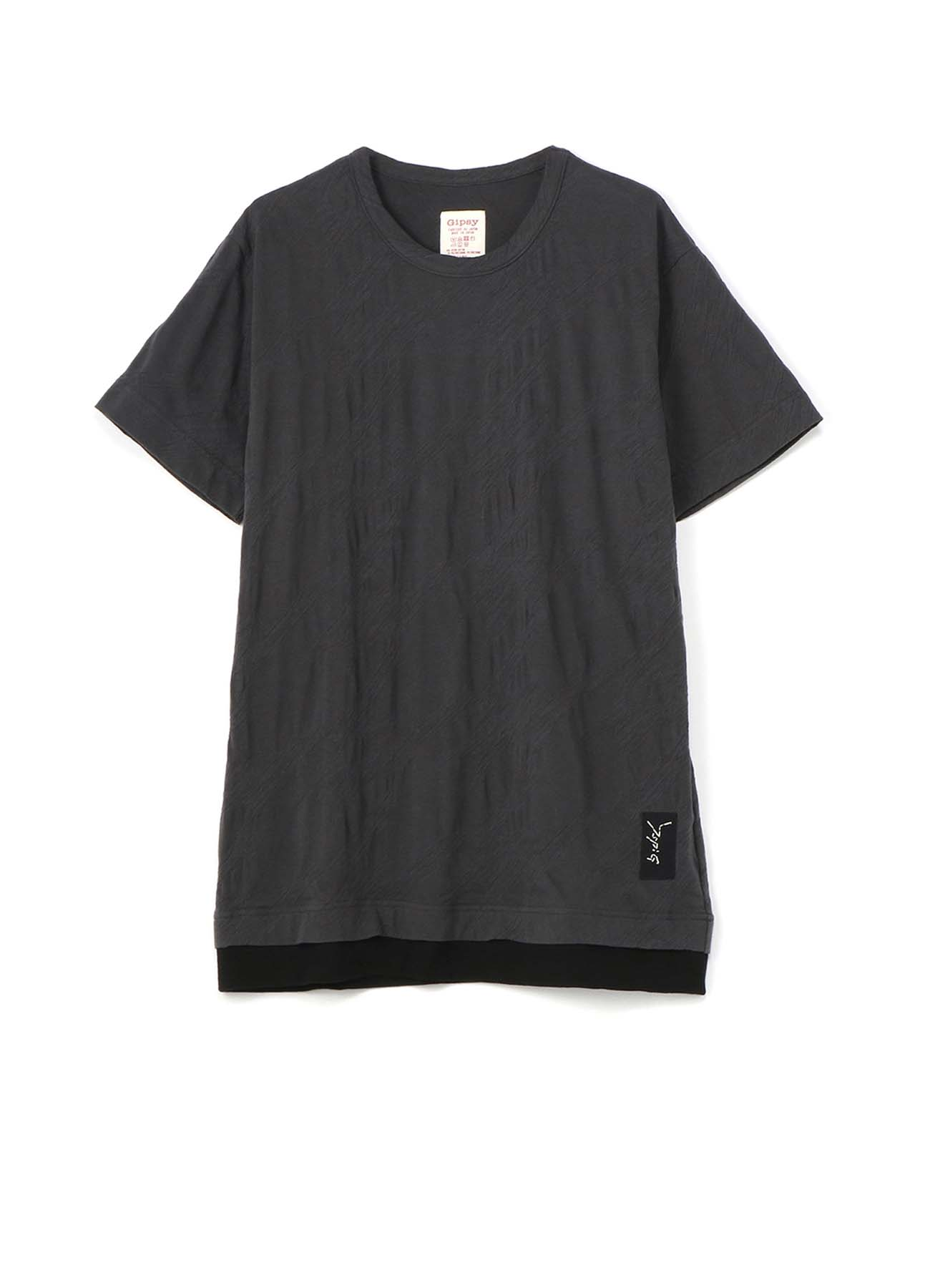 Gipsy 褶皱短袖宽松T恤