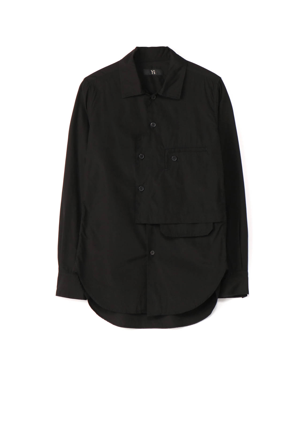 100/2 BROAD LAYERED BLOUSE
