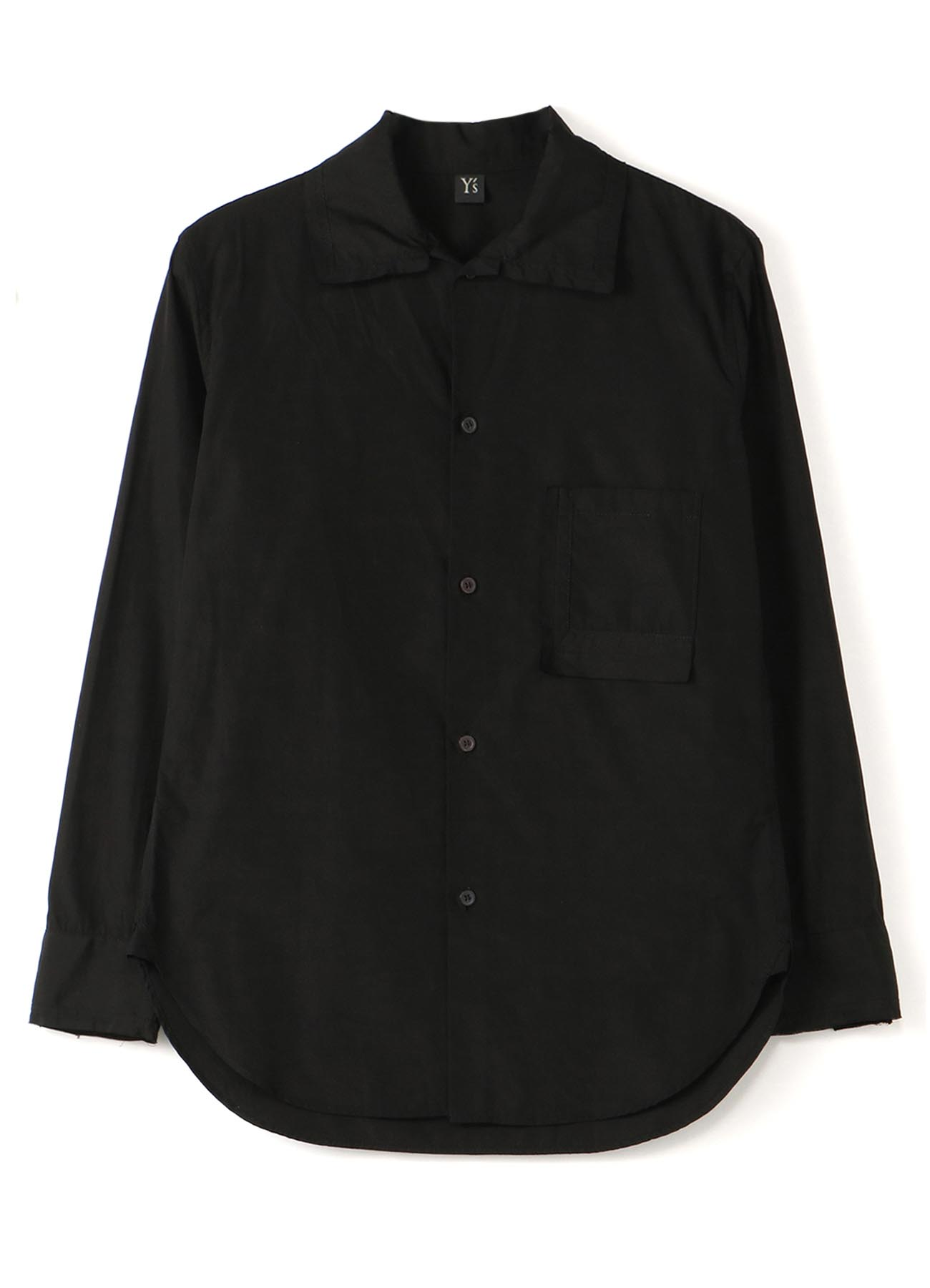 BROAD CUT-OUT BLOUSE