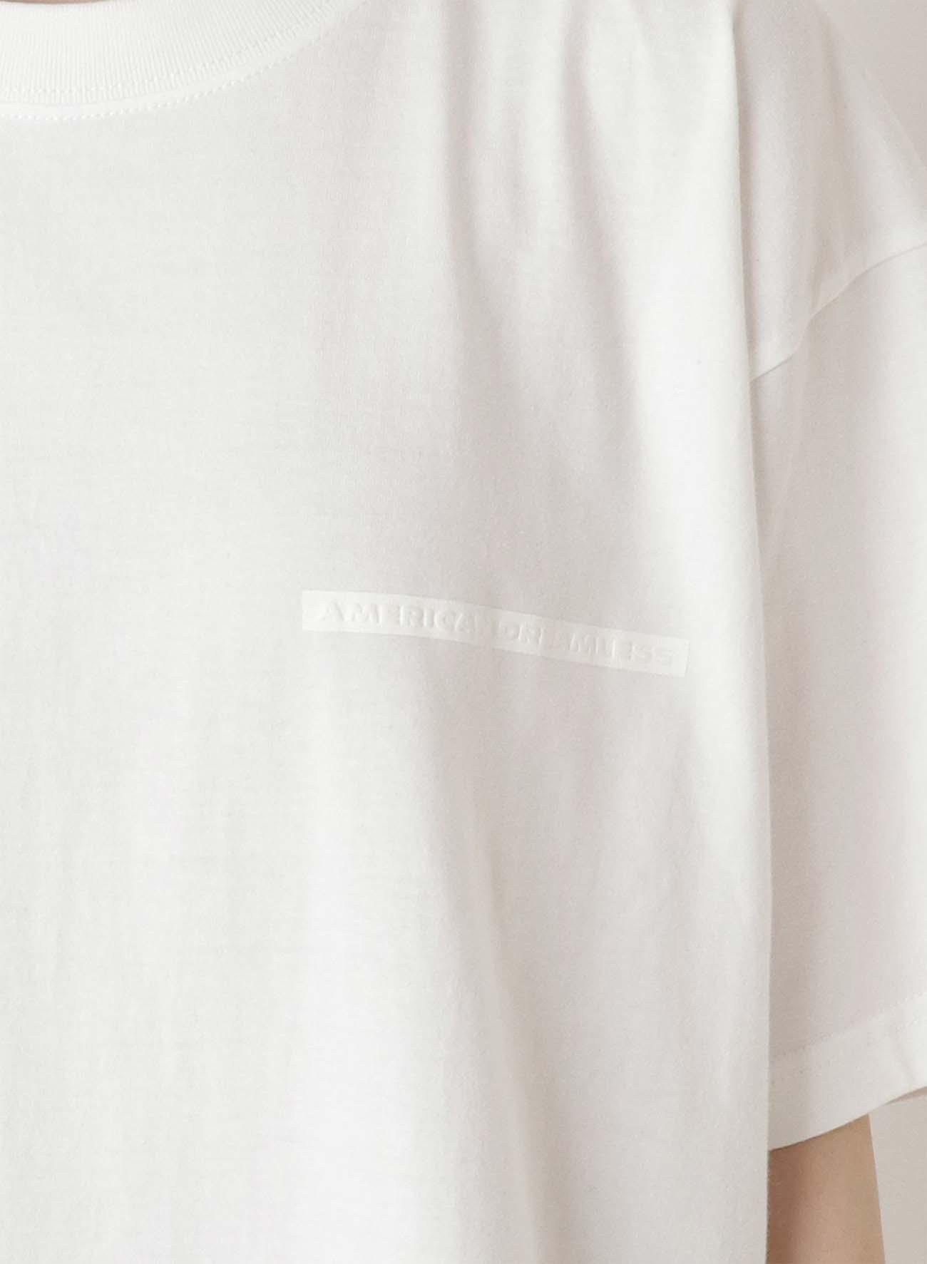 Y's PINK/KOTA OKUDA CD PRINT SHORT SL T
