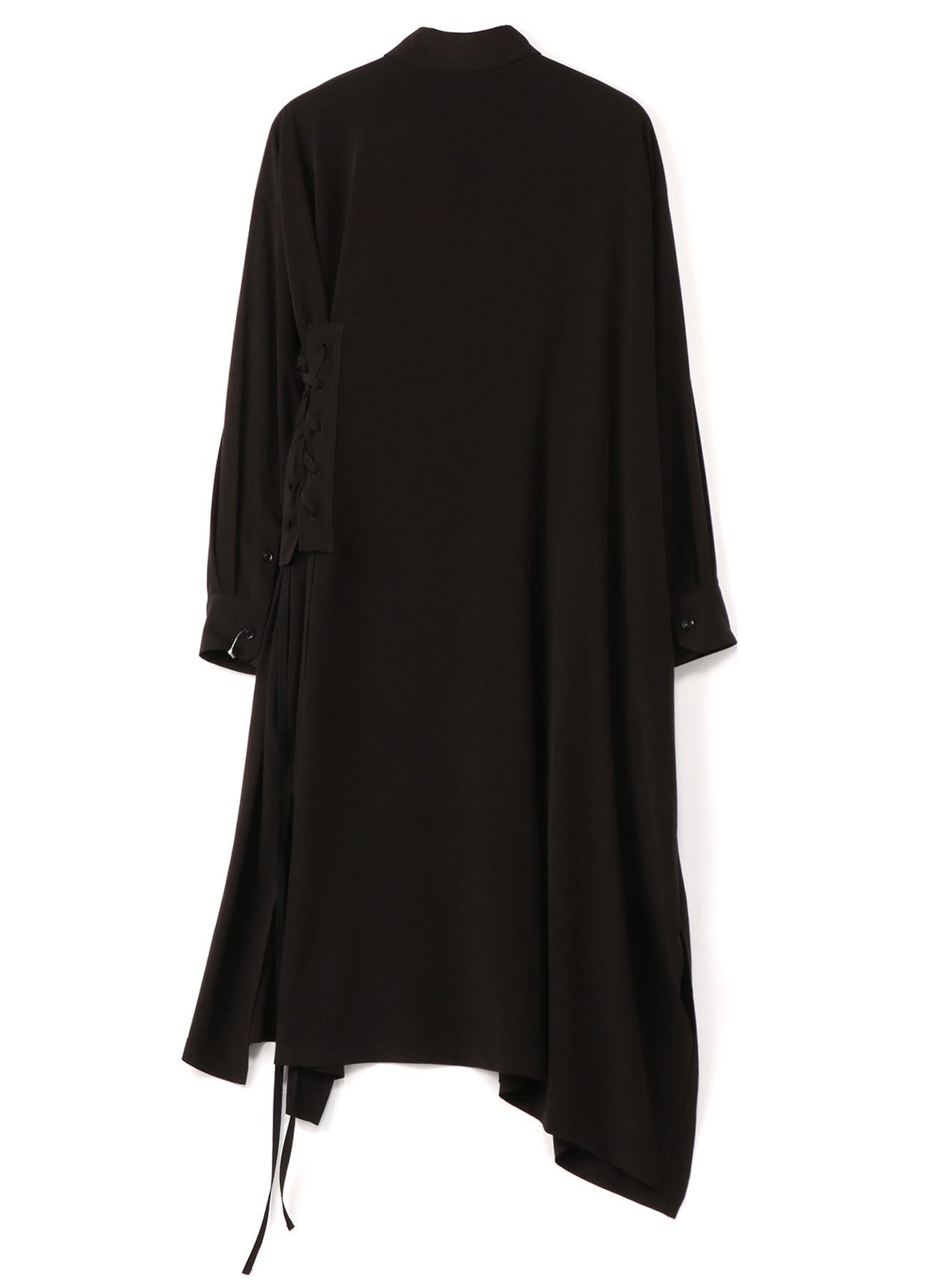 Ta/Pe de CHINE THIN LONG SHIRT DRESS