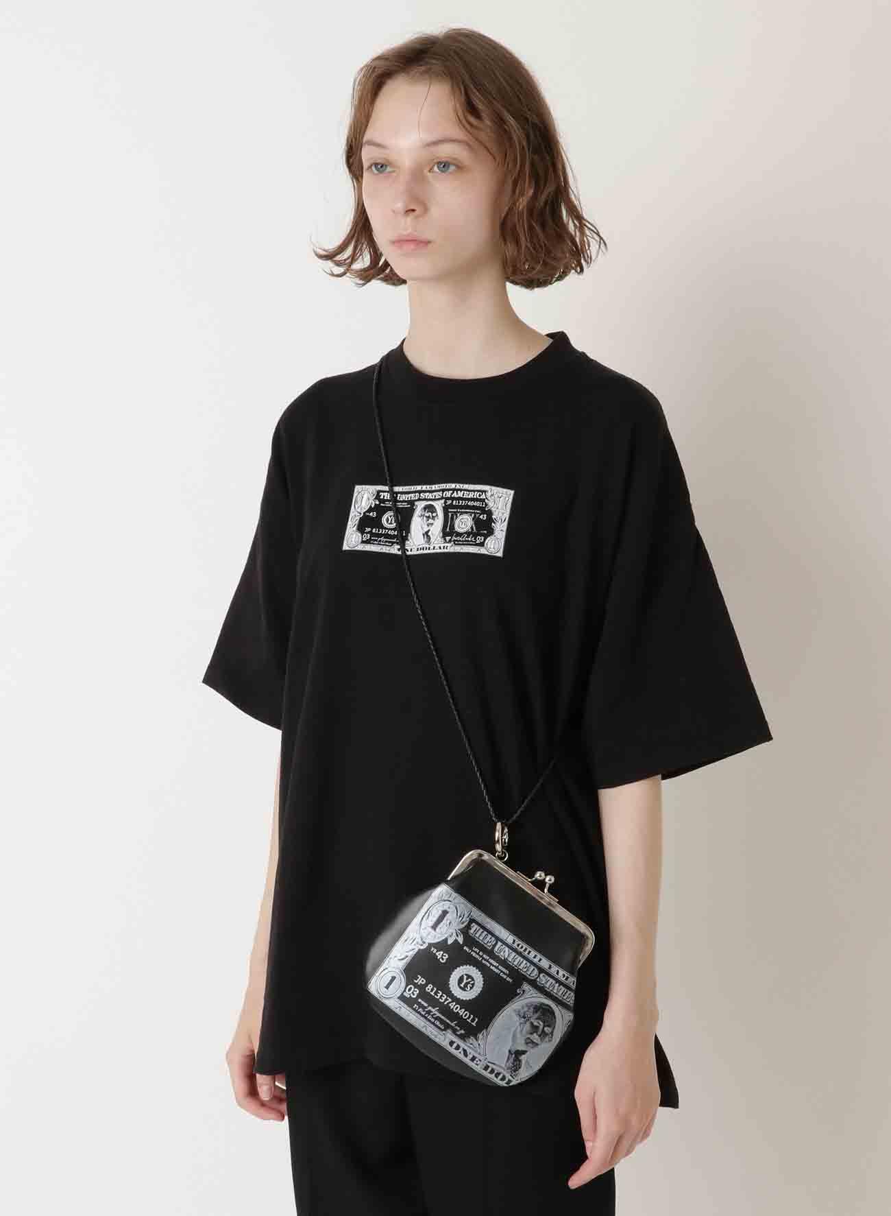 Y's PINK/KOTA OKUDA CLASP BAGS