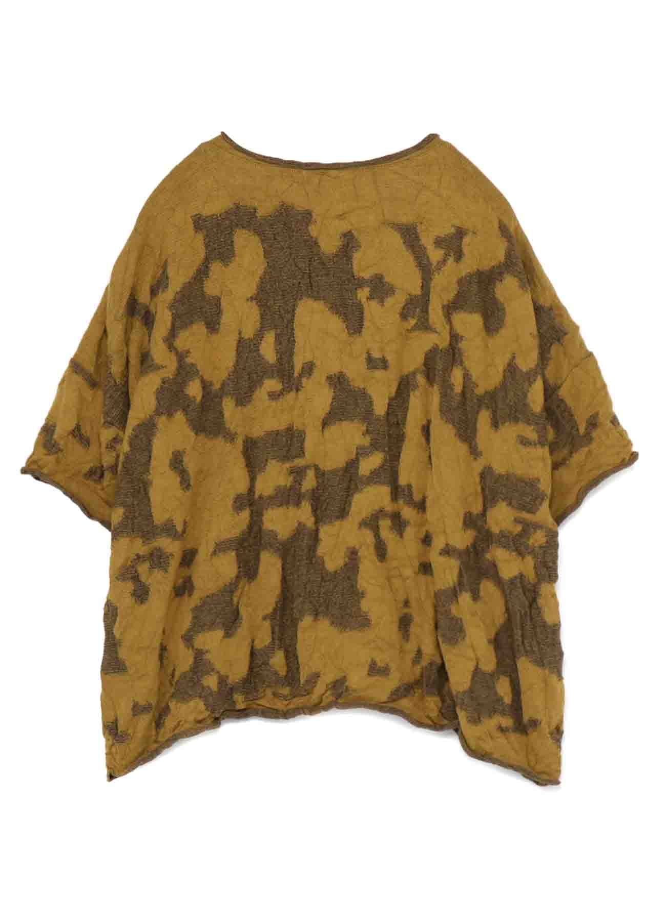 CAMOFLAGE LINKS BIG PULLOVER