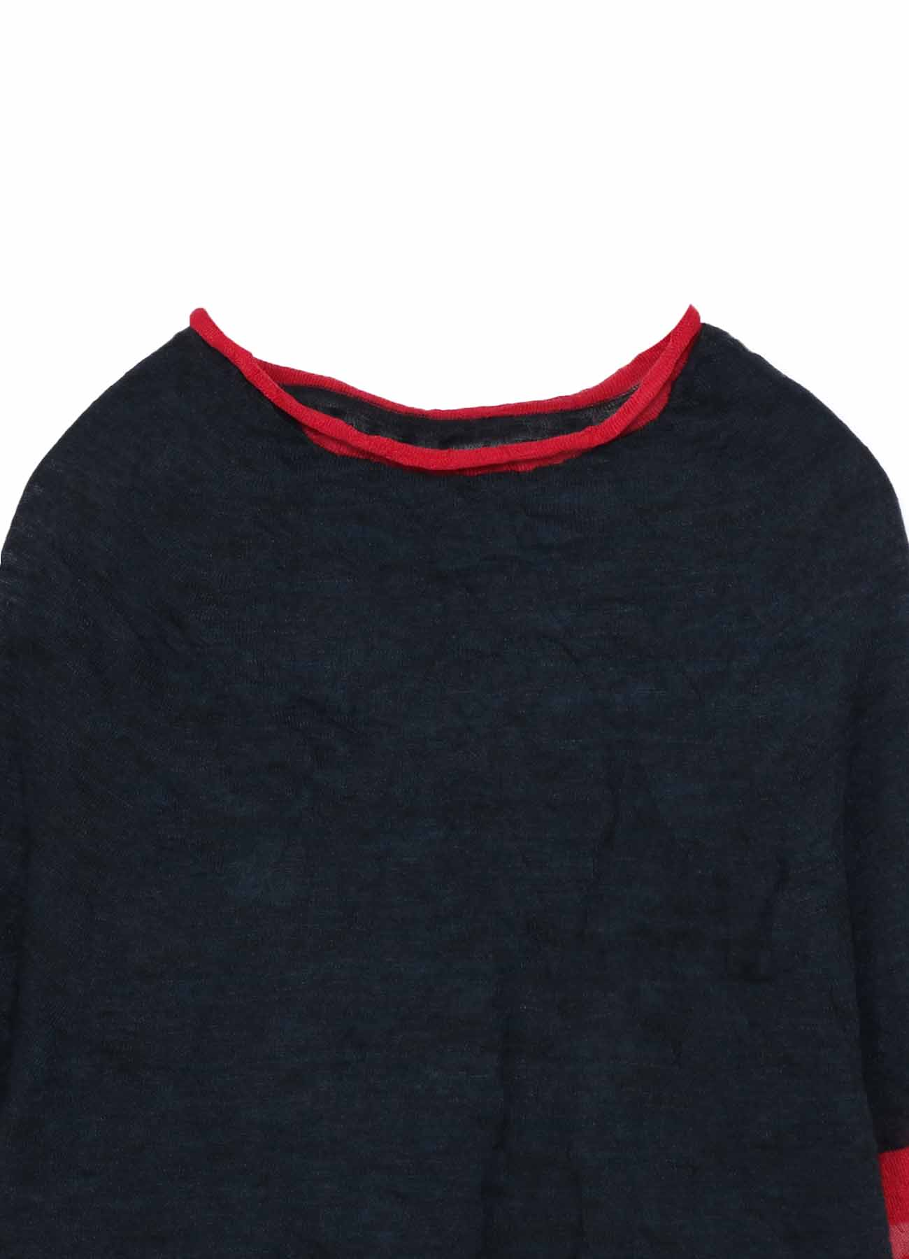 JAPAN LINKS OFF NECK FRENCH SLEEVE