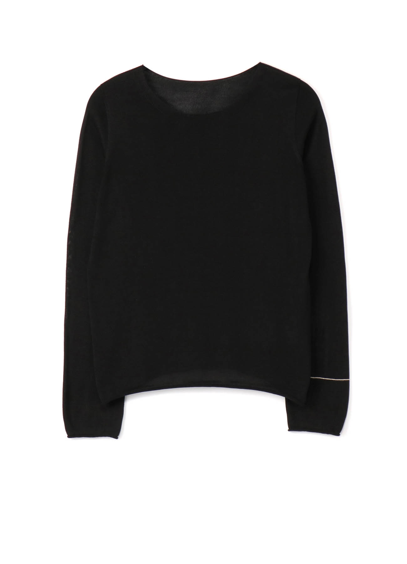 12G2P Si LINKS RN LONG SLEEVE KNIT