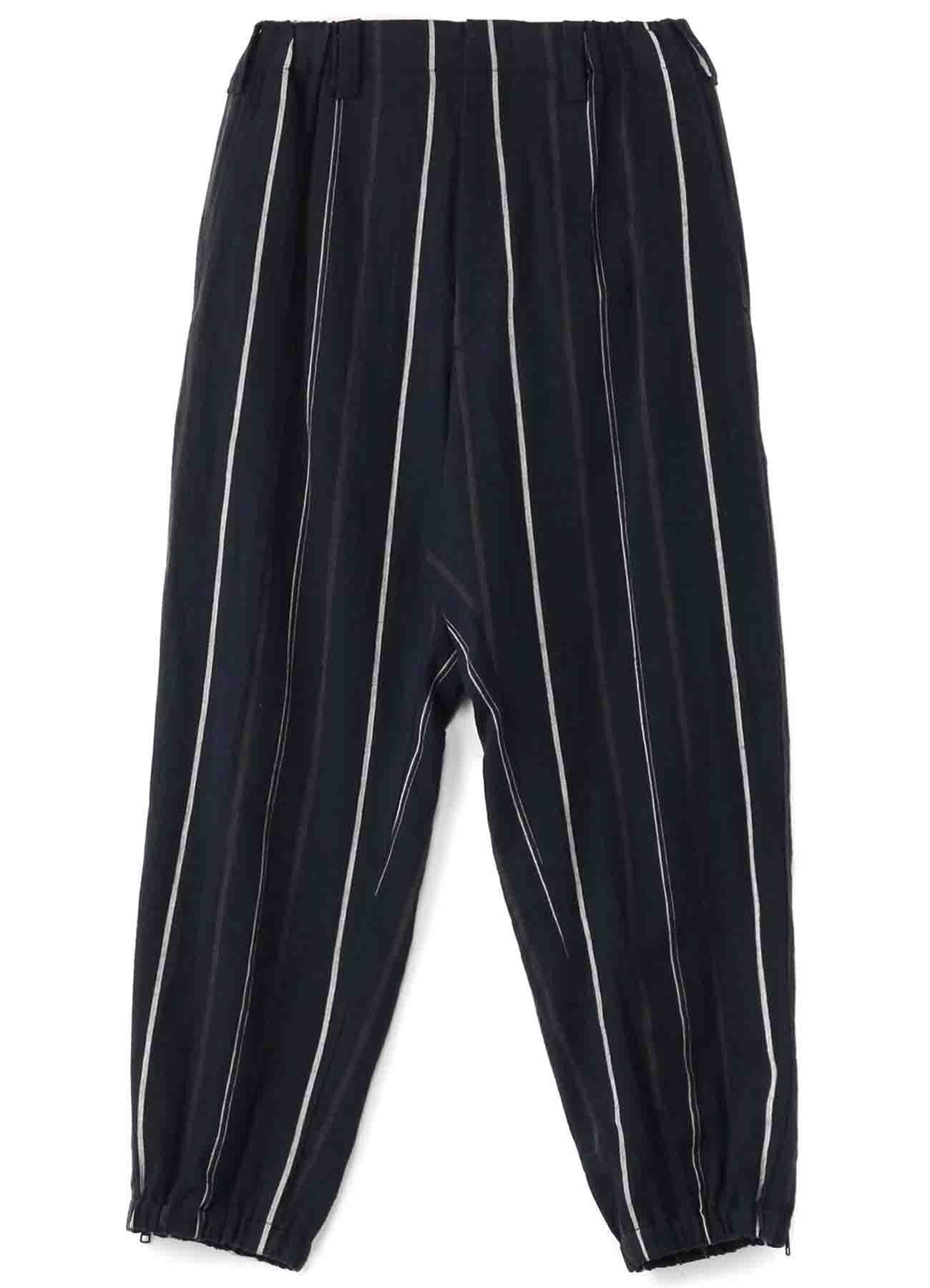 L/C STRIPE SIDE STRIPE PANTS