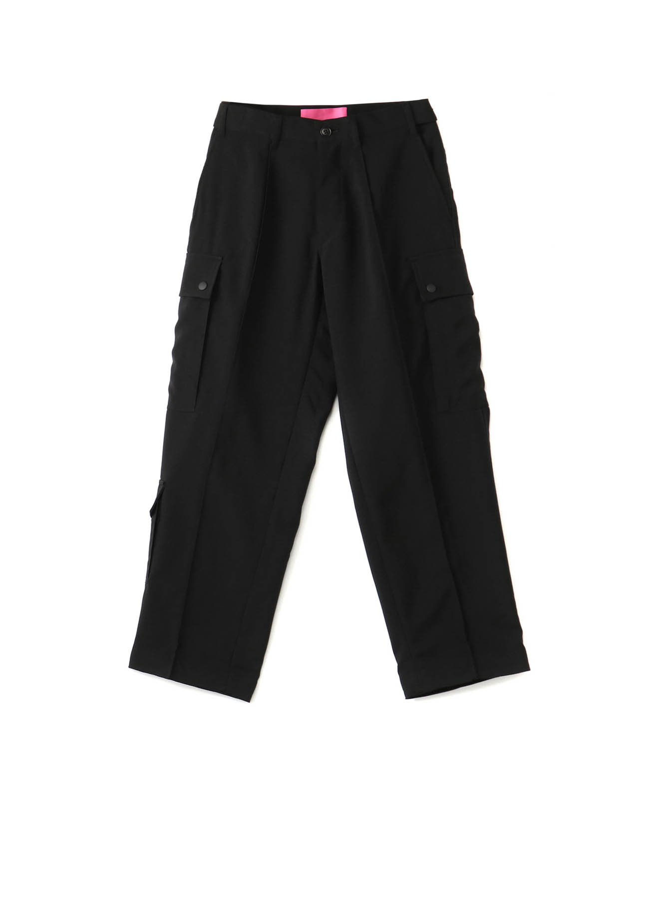 TRIP-WOOL POLYESTER TROPICAL POCKET PANTS