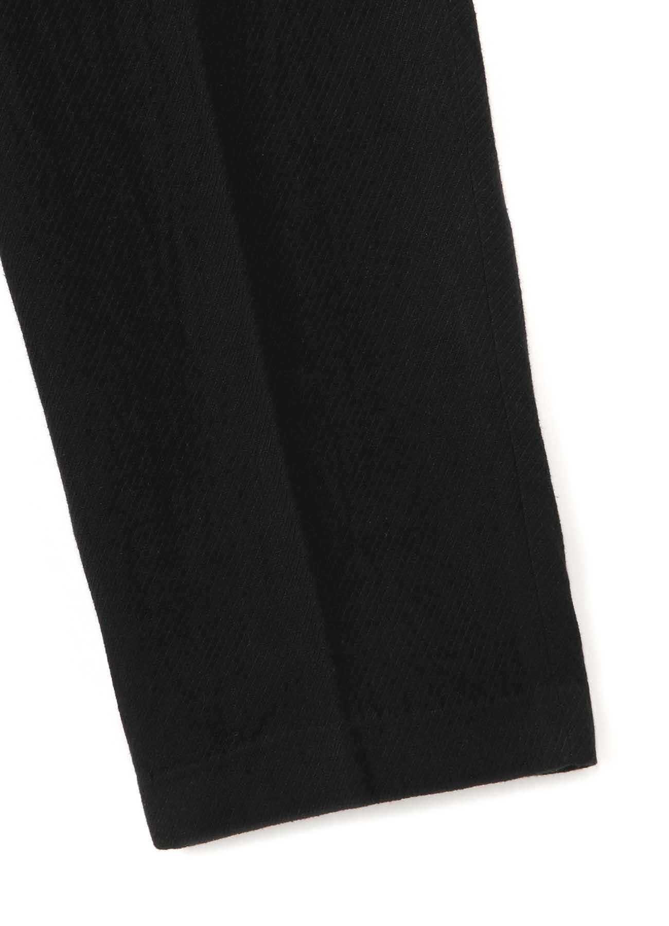 Li/C/Ry CARUSE TUCK PANTS