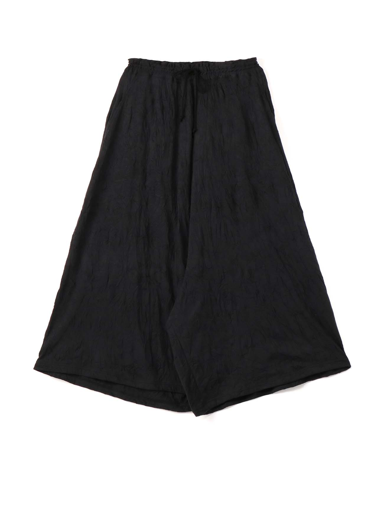 30/- T/C PS WRINKLED GATHER WAIST STRING PANTS