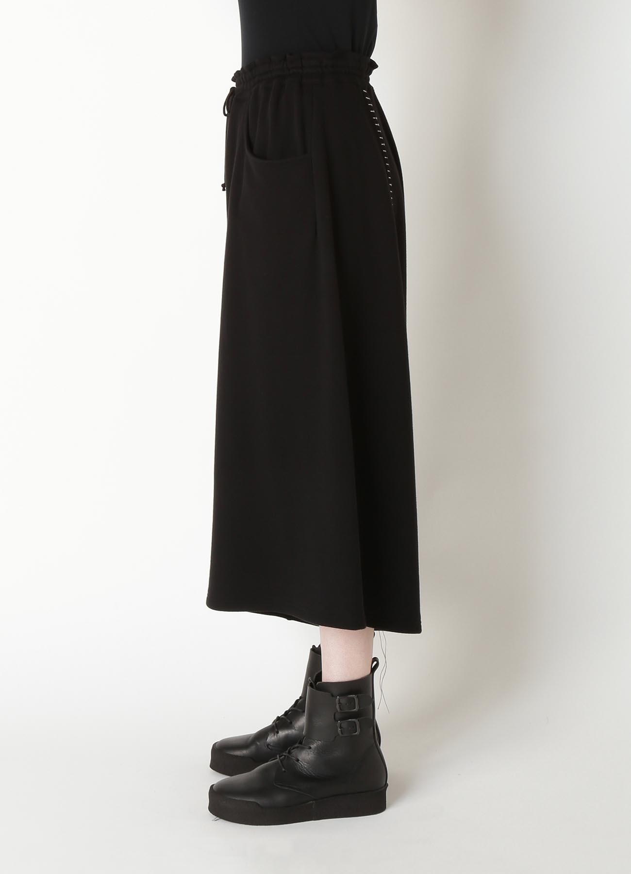 50/-x30/2 FLEECE BLANKET EMB STRING PANTS