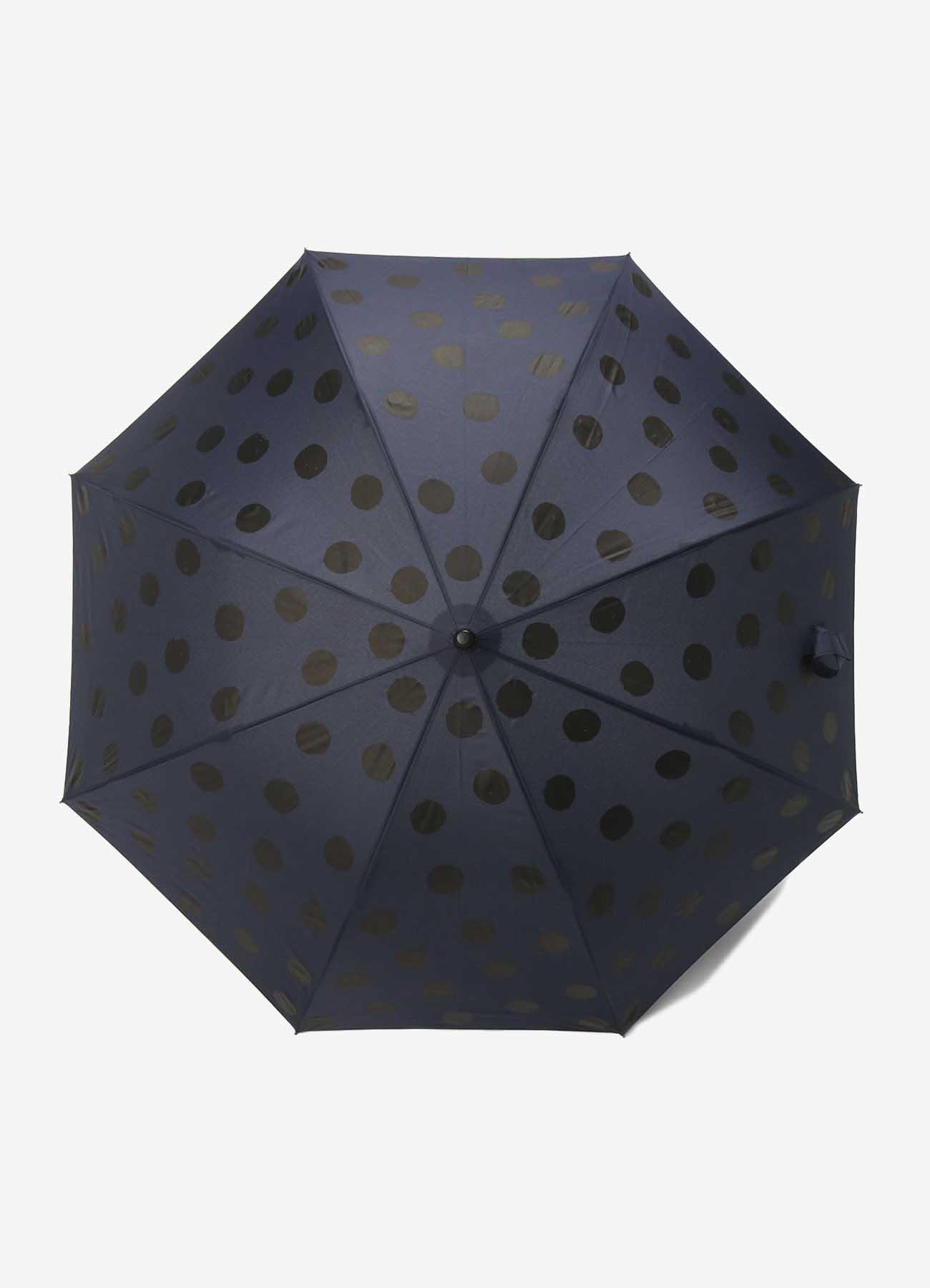 Y's Polka Dot Long Umbrella