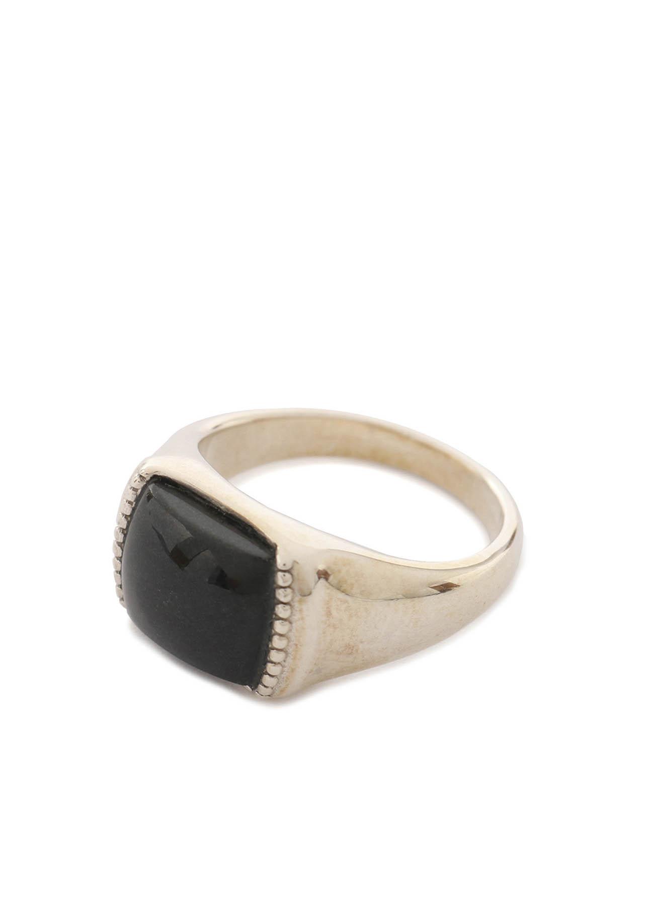 925银 方形戒指